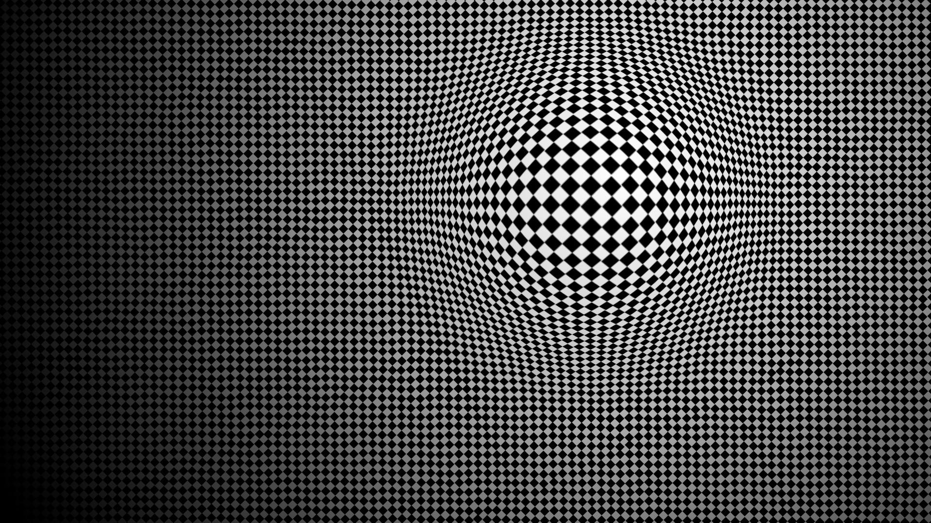 Fond Décran Monochrome Abstrait Texte Symétrie Modèle