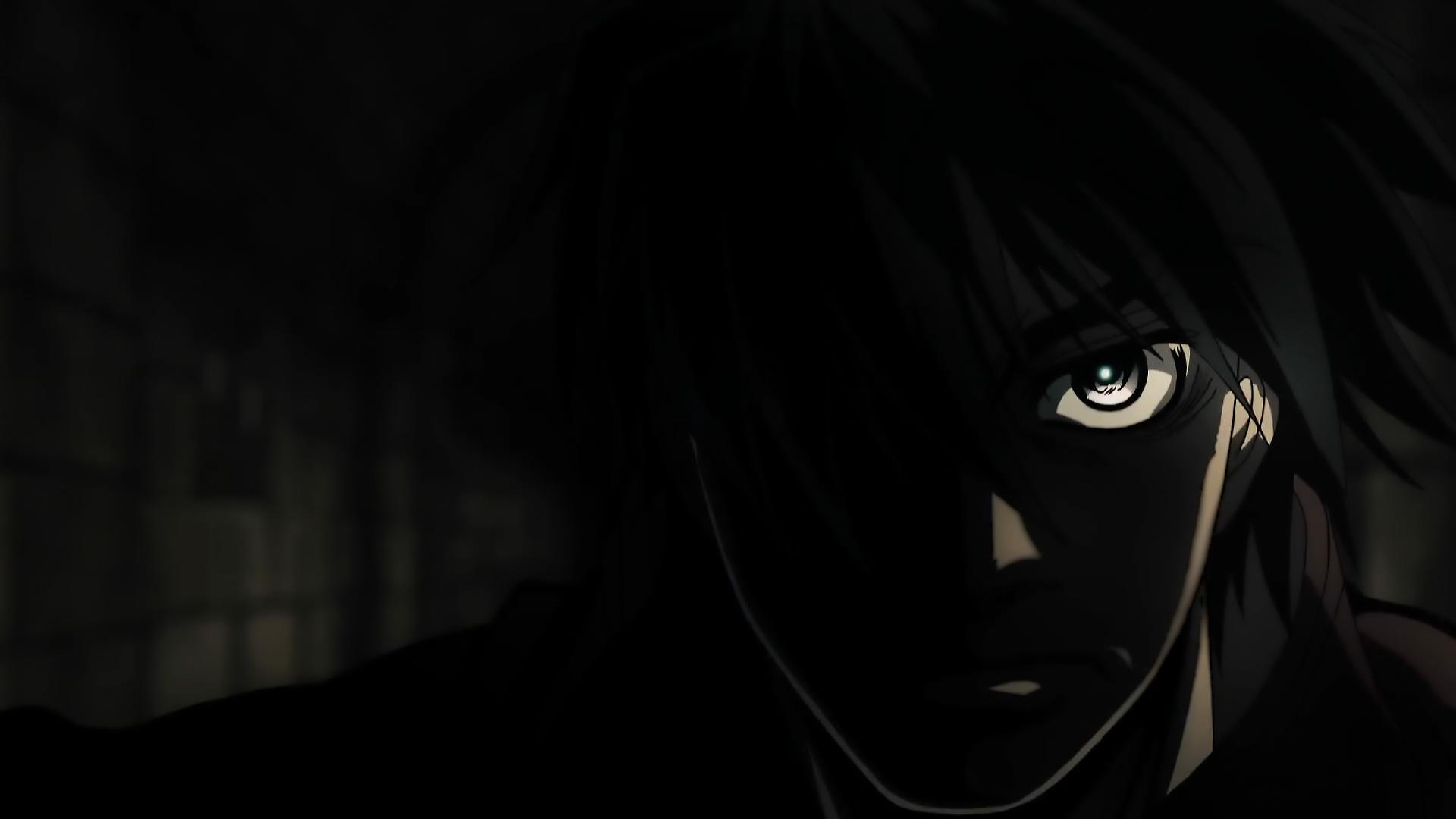 oscuro dark anime wallpaper: Sfondi : Monocromo, Anime, Drifters, Shimazu Toyohisa