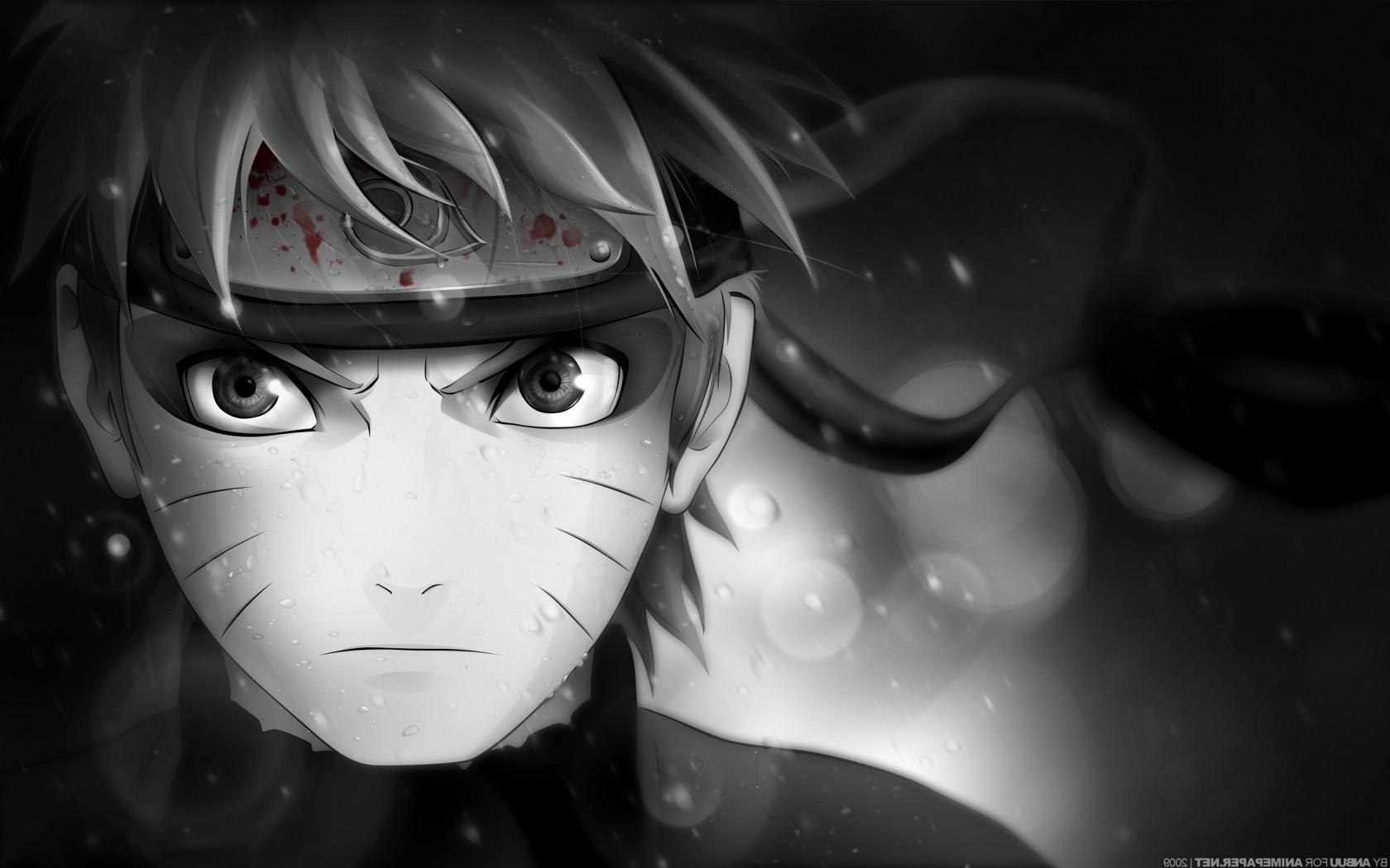 Beautiful Wallpaper Naruto Gambar - black-monochrome-anime-Naruto-Shippuuden-Uzumaki-Naruto-darkness-screenshot-1680x1050-px-computer-wallpaper-black-and-white-monochrome-photography-617222  Pictures_42398.jpg