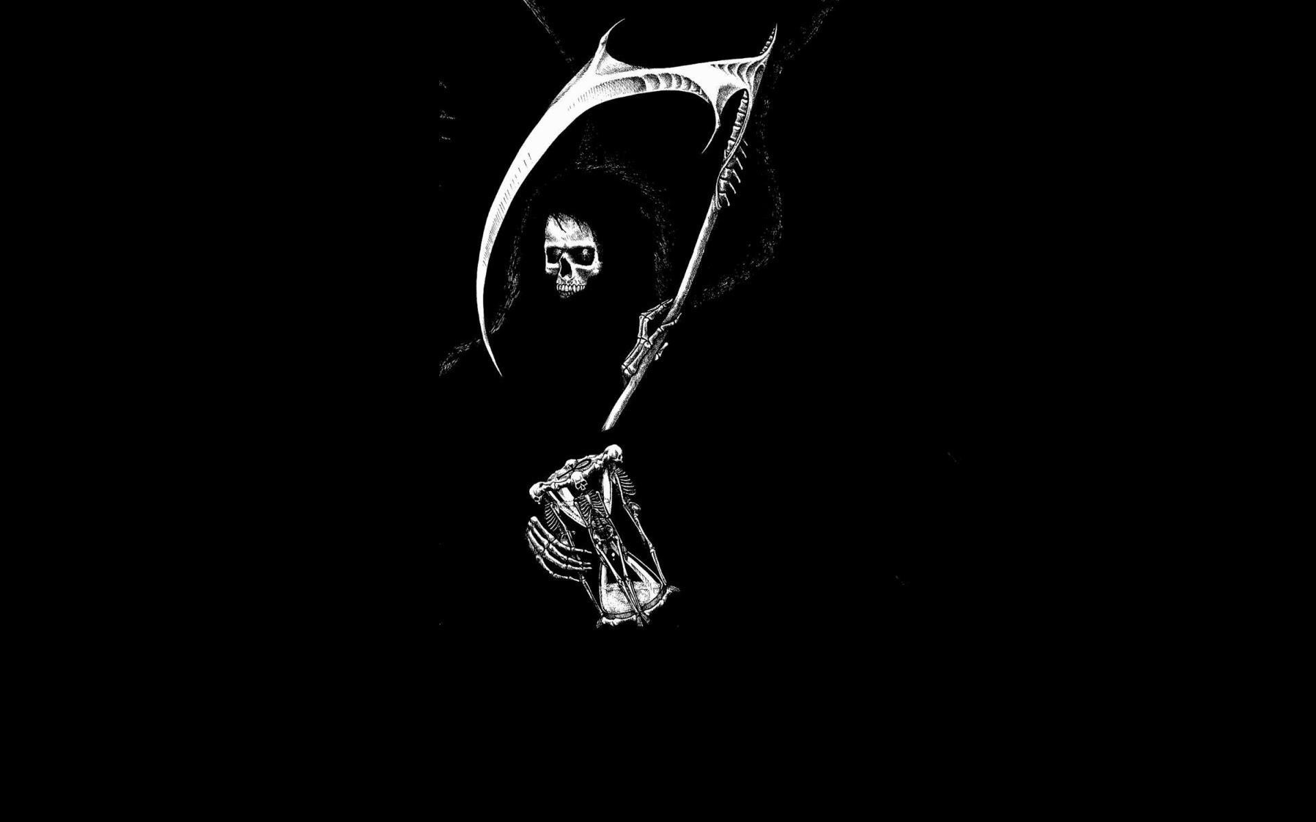 Wallpaper Fantasy Art Spooky Artwork Death Gothic