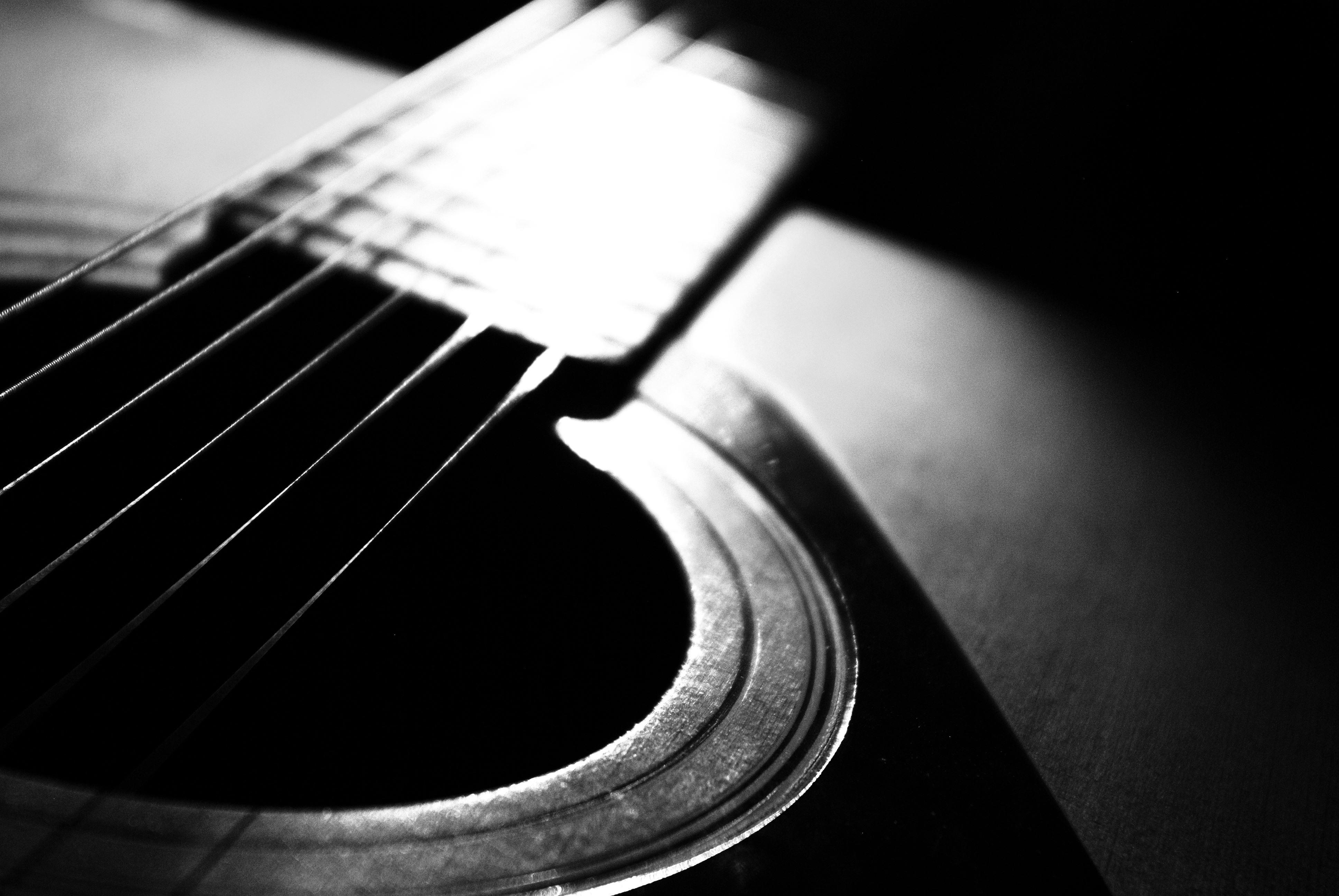 Download 550 Wallpaper Hitam Gitar HD Gratid