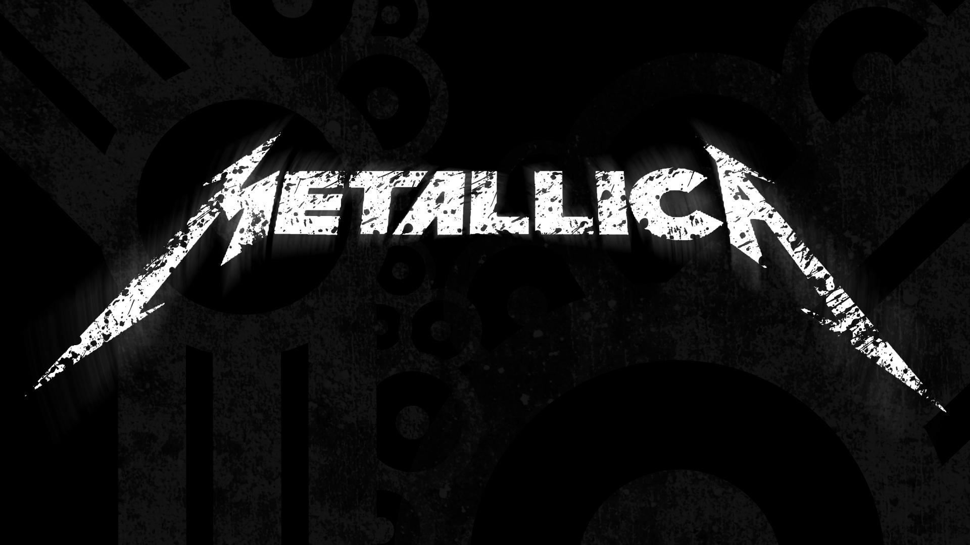 Wallpaper night text logo graphic design sign brand metallica midnight light - Metallica wallpaper ...