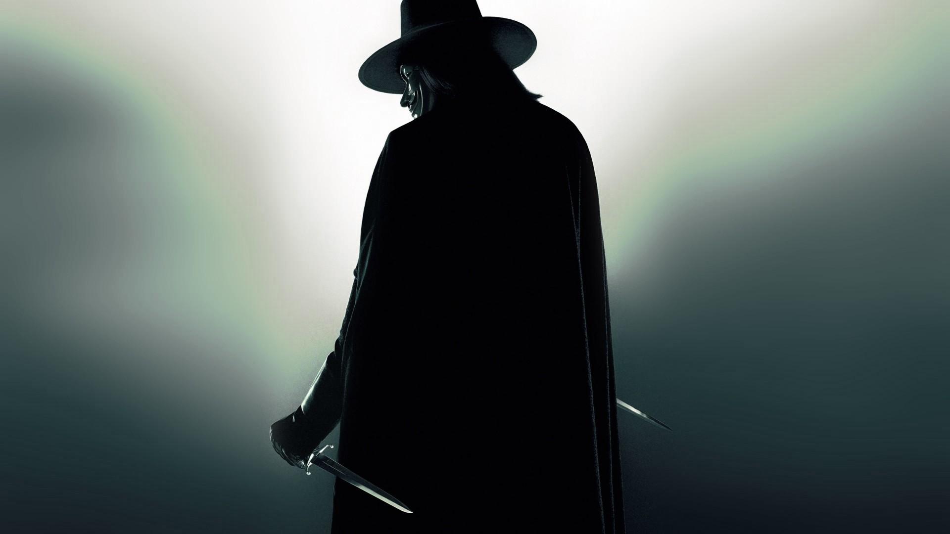Wallpaper Black Monochrome Silhouette Movies Dagger V