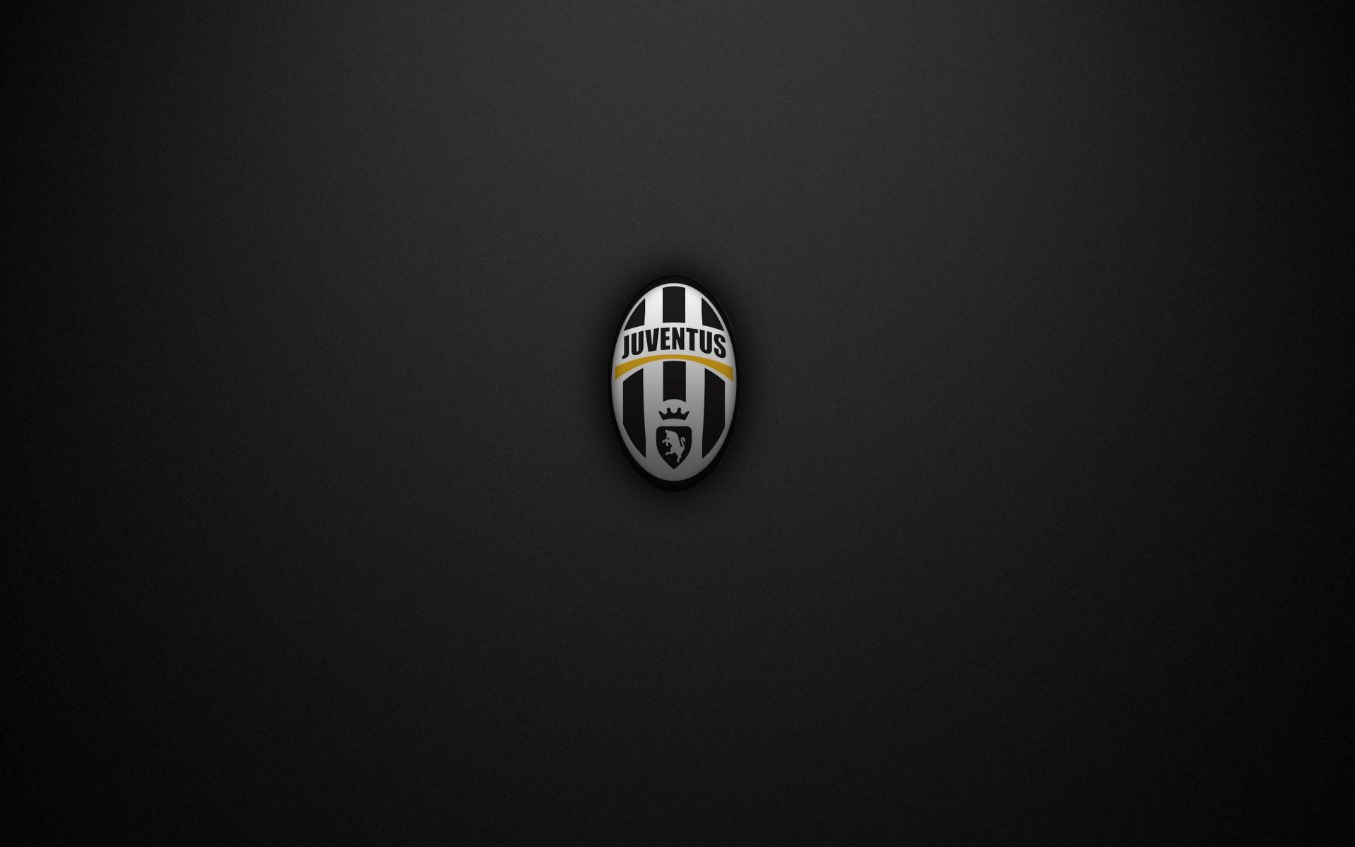 Sfondi Monocromo Sport Logo Cerchio Calcio Marca Juventus