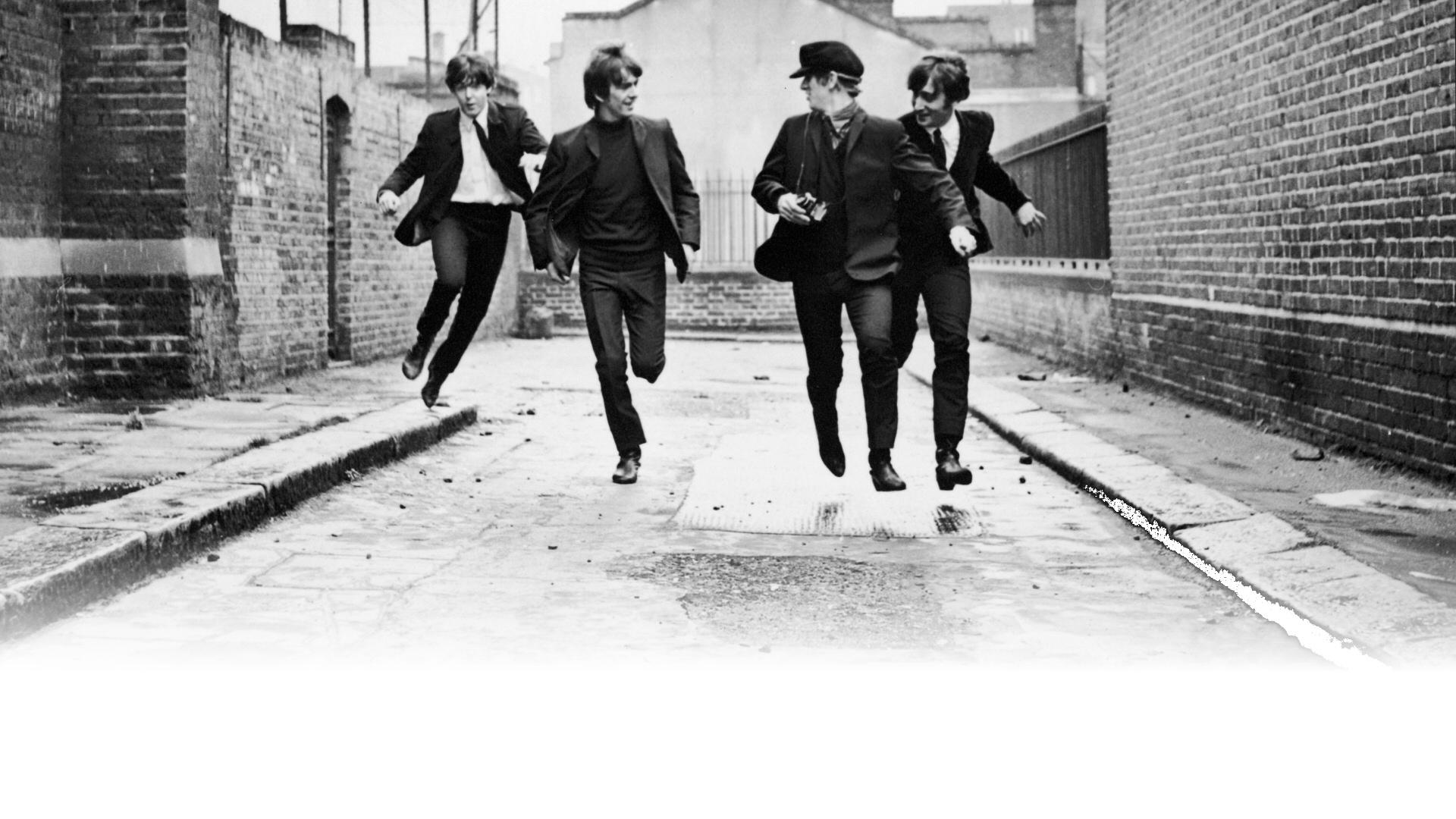 Black Monochrome Street Winter Road Photography Gentleman Band Standing The Beatles Run Walking Infrastructure Pedestrian Girl