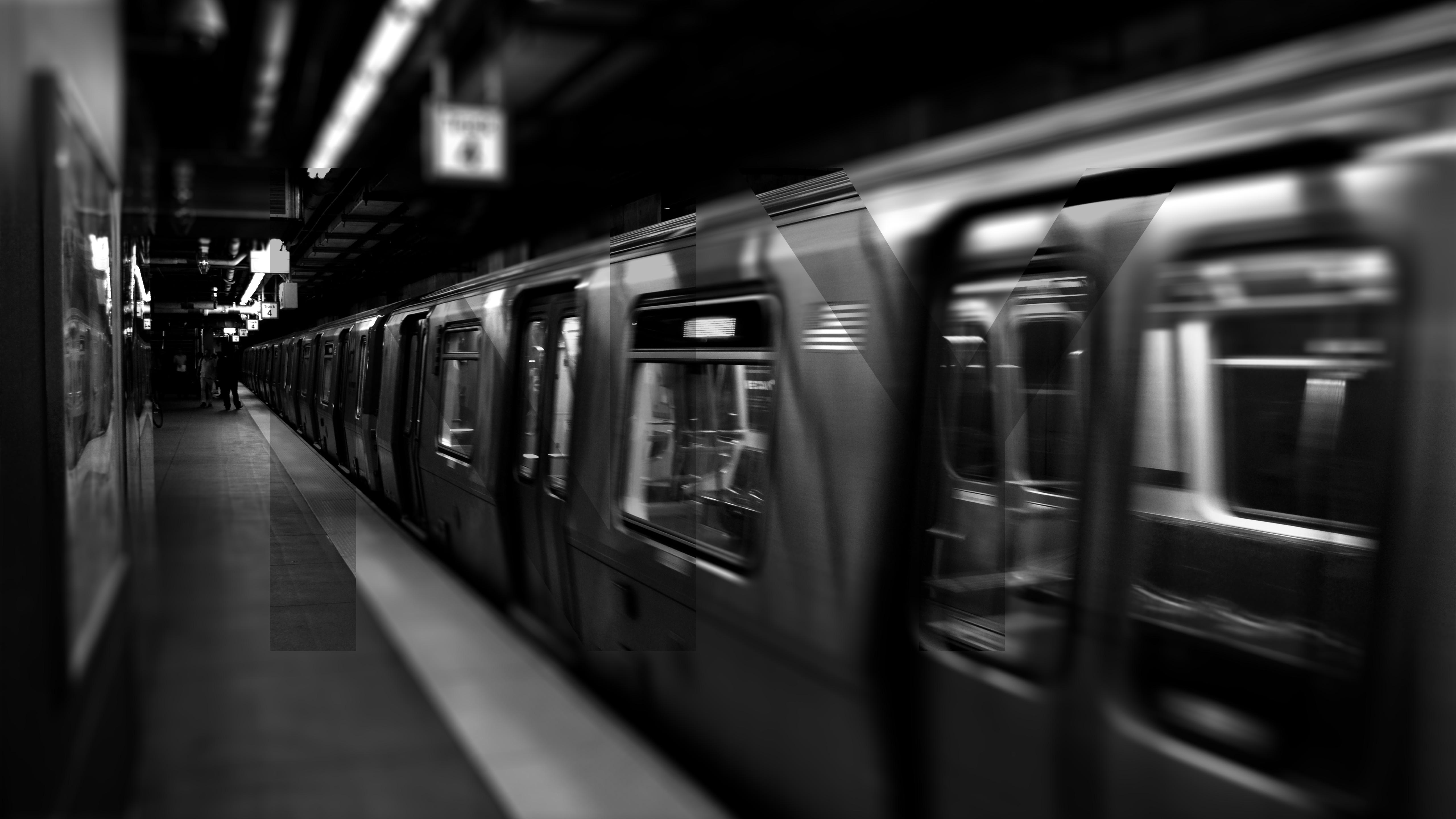 Wallpaper : Vehicle, Train, New York City, Subway, Metro