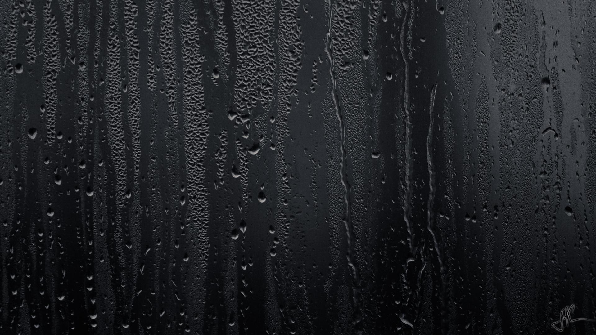 Sfondi monocromo pioggia gocce d 39 acqua struttura for Finestra con gocce d acqua