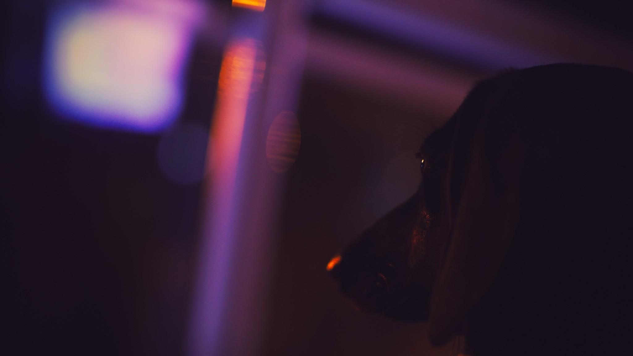 Fond Décran Noir Nuit La Photographie La Musique Bleu