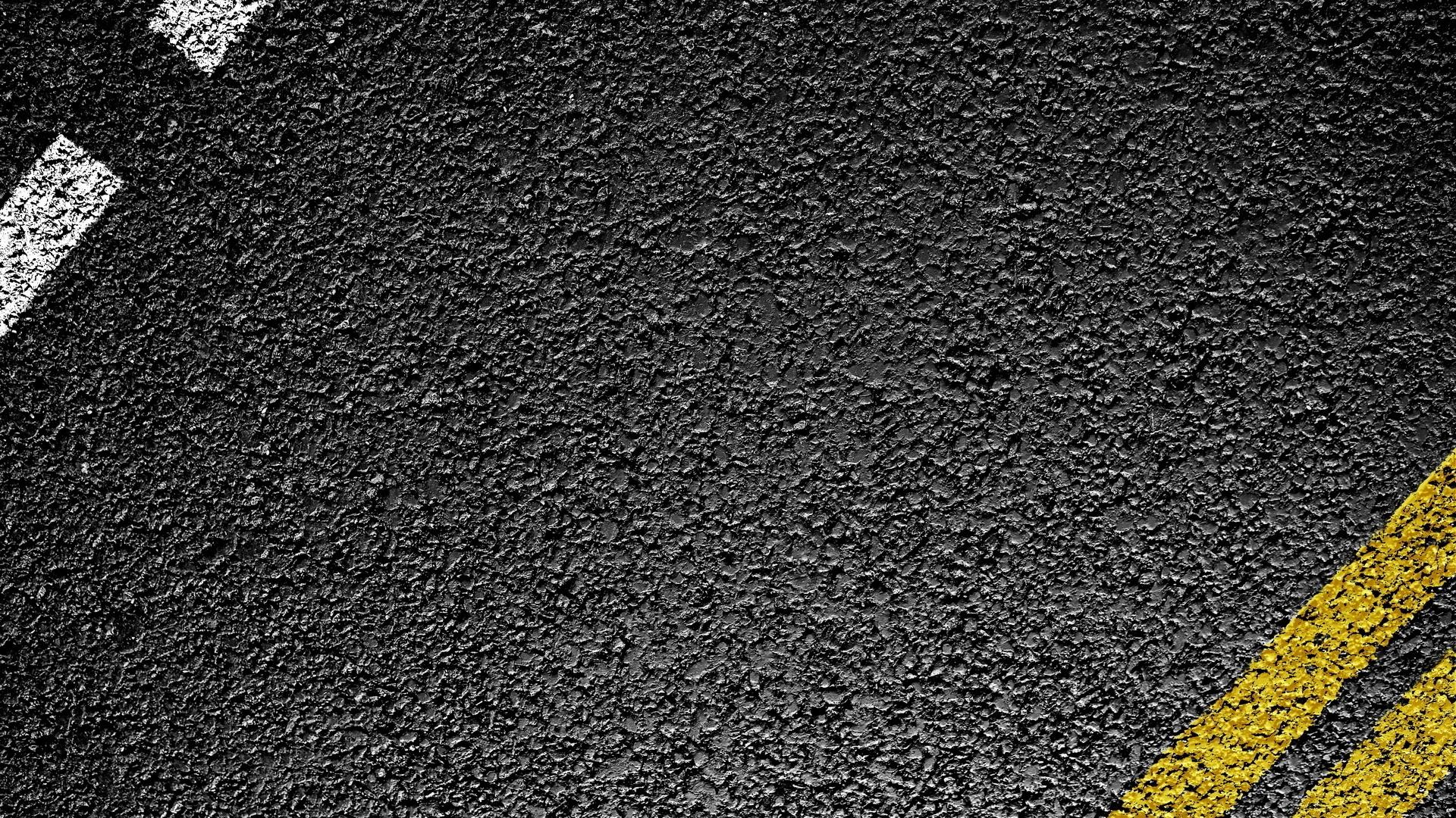 Black Road Pattern Texture Circle Carpet Asphalt Design Floor Line Soil Flooring Surface Marking