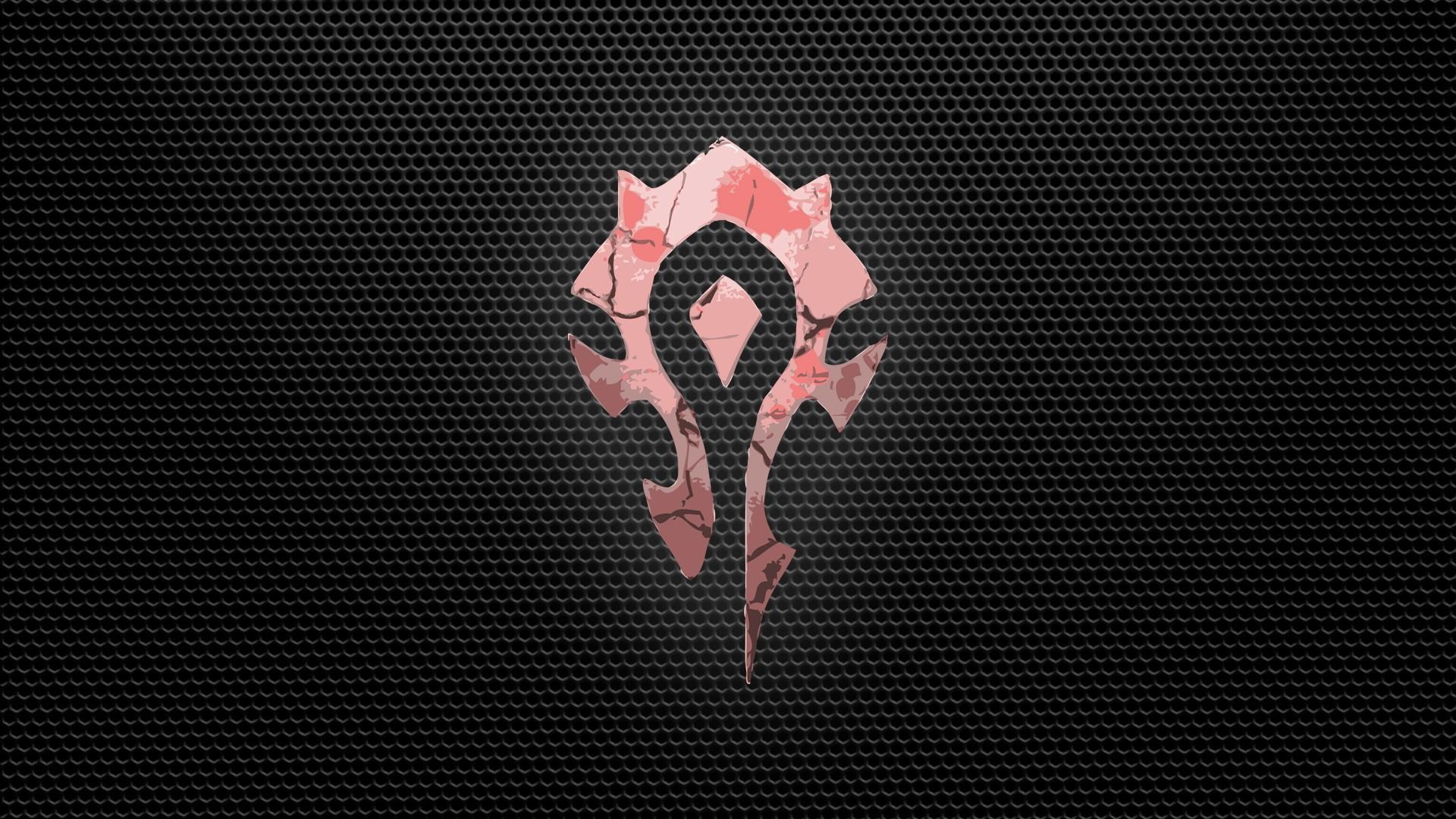 Wallpaper Black Video Games World Of Warcraft Texture Horde