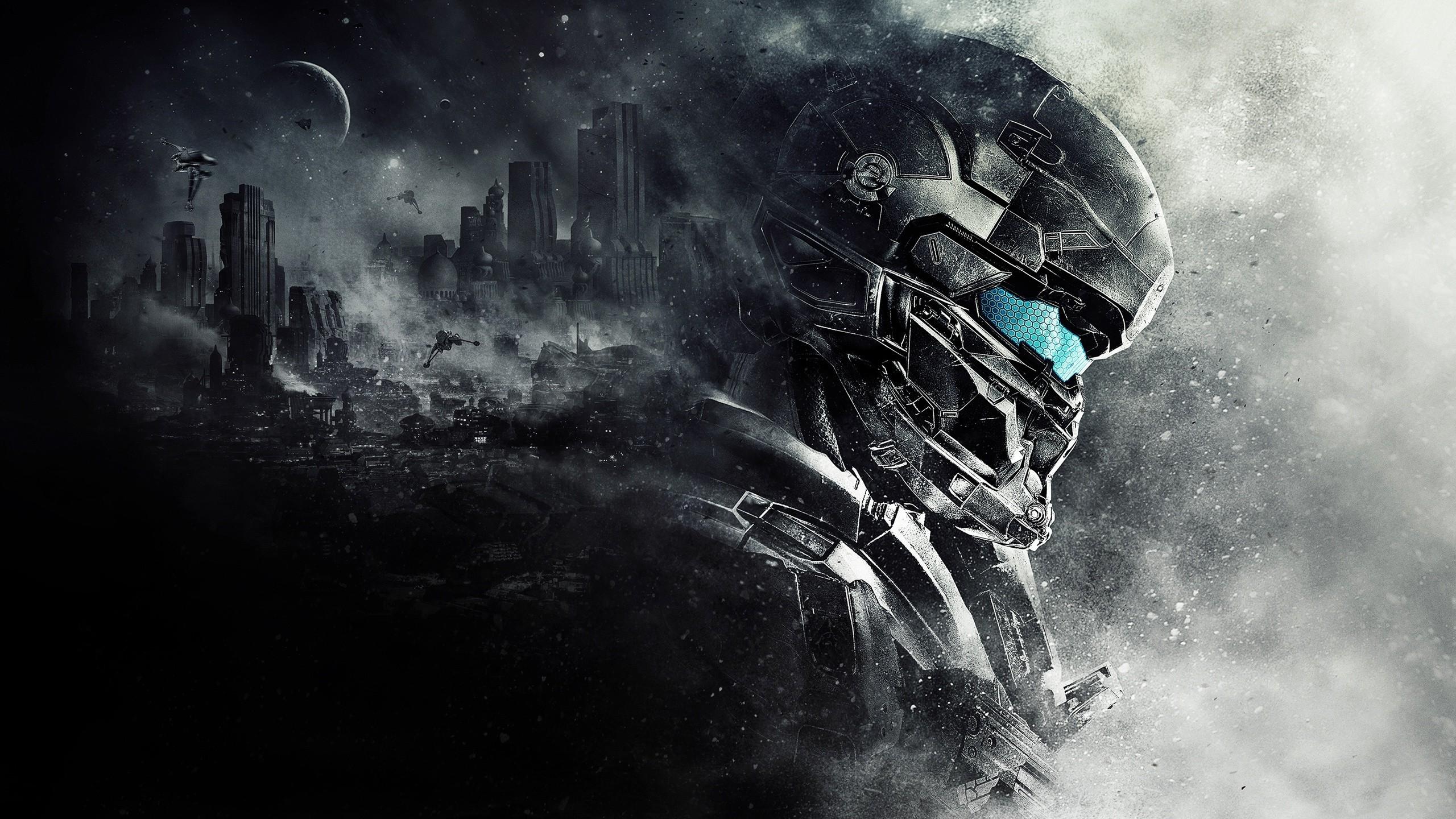 Halo 5 343 Spartan Locke