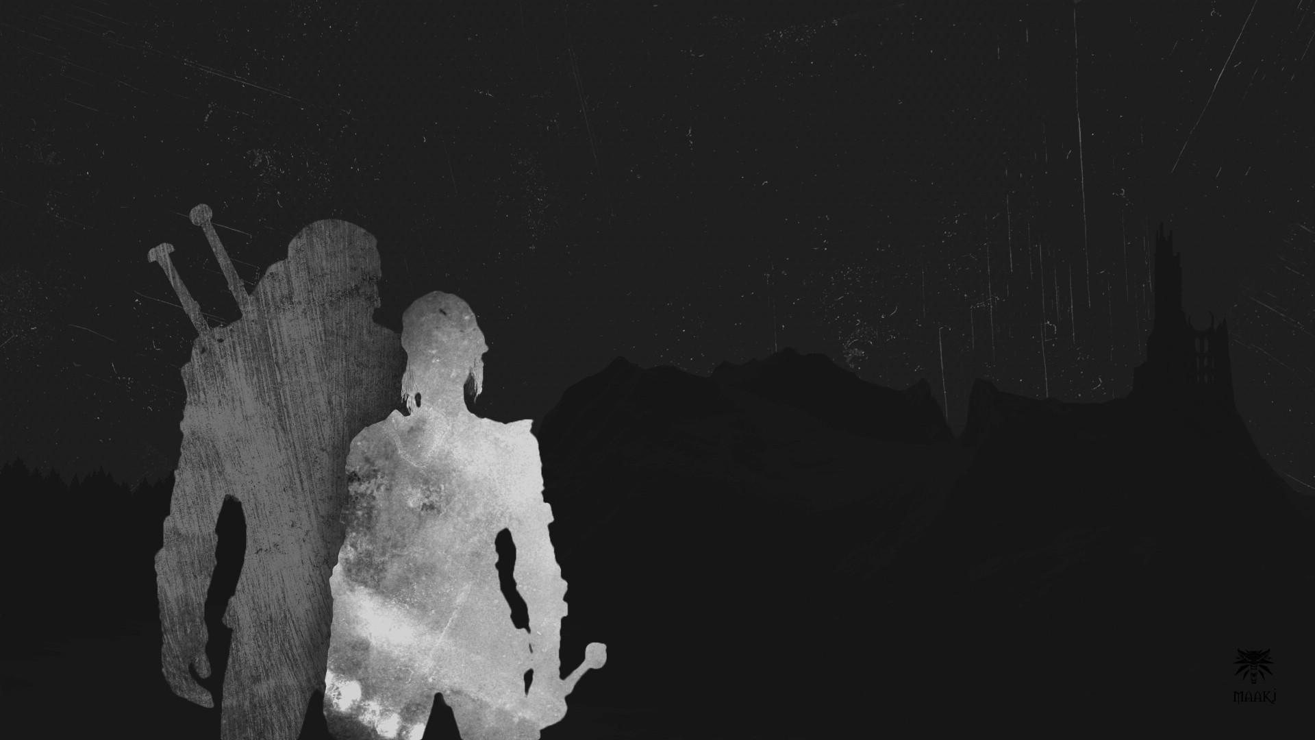 Wallpaper Video Games The Witcher Cirilla Fiona Elen Riannon