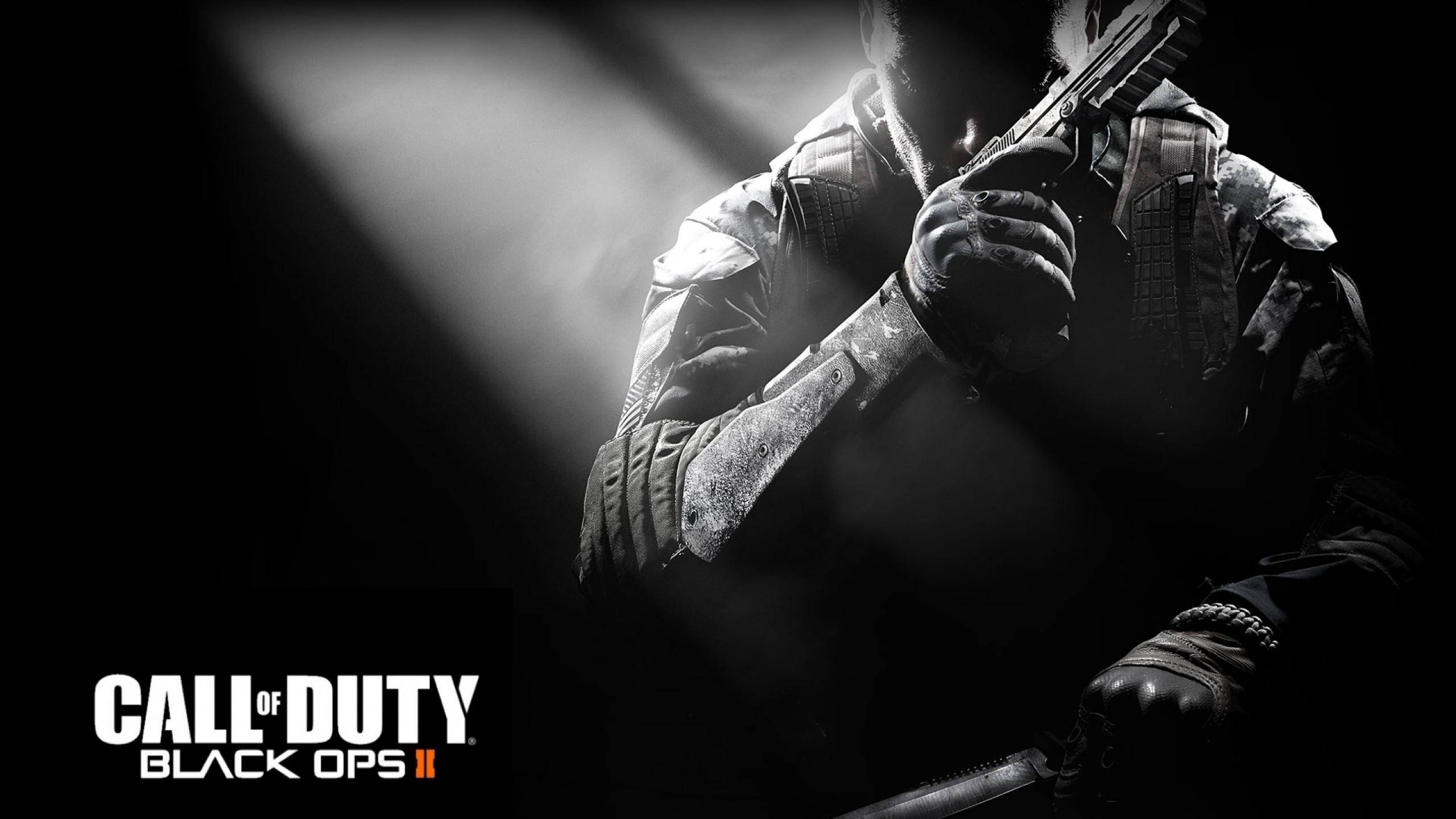 Wallpaper Video Games Pistol Knife Call Of Duty Black