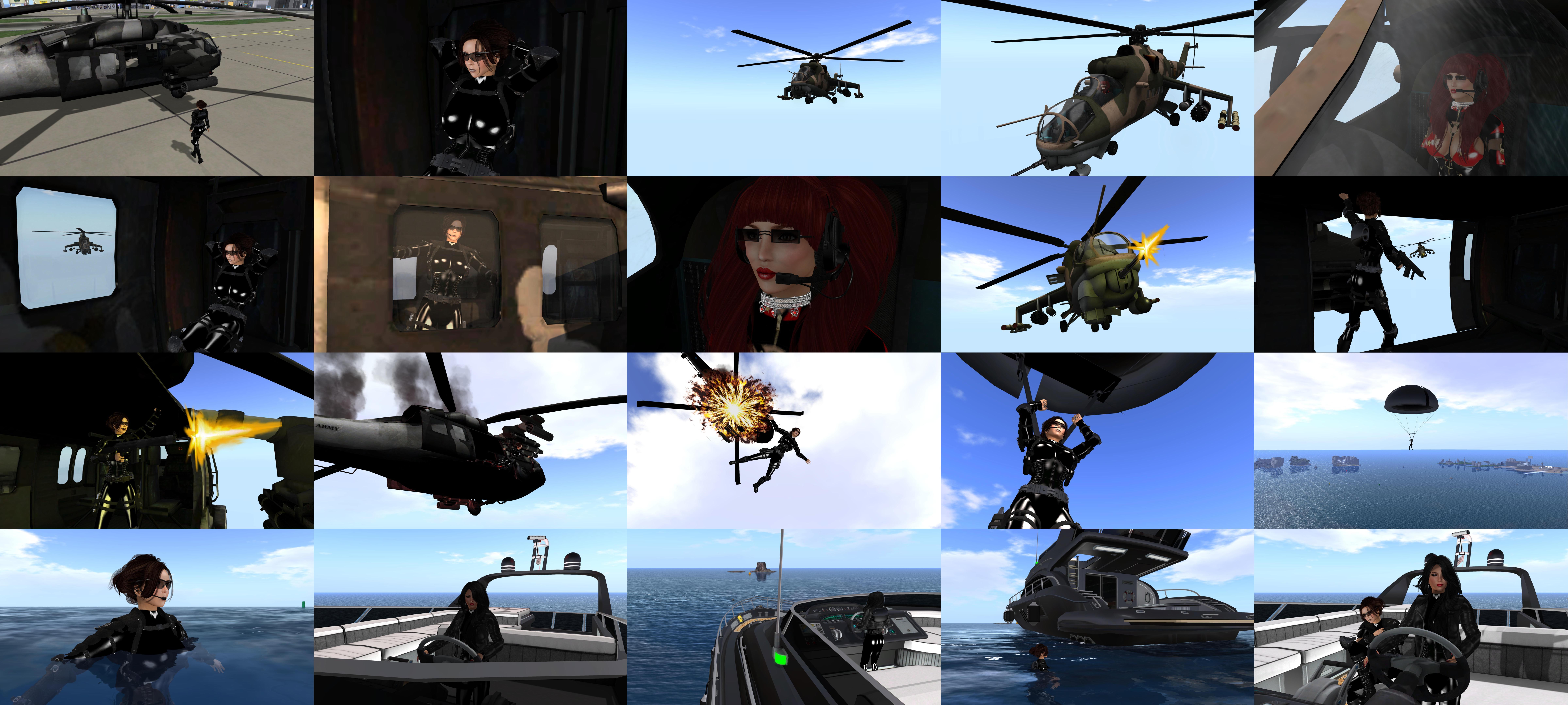 Обои CGI, helicopter. Авиация foto 10