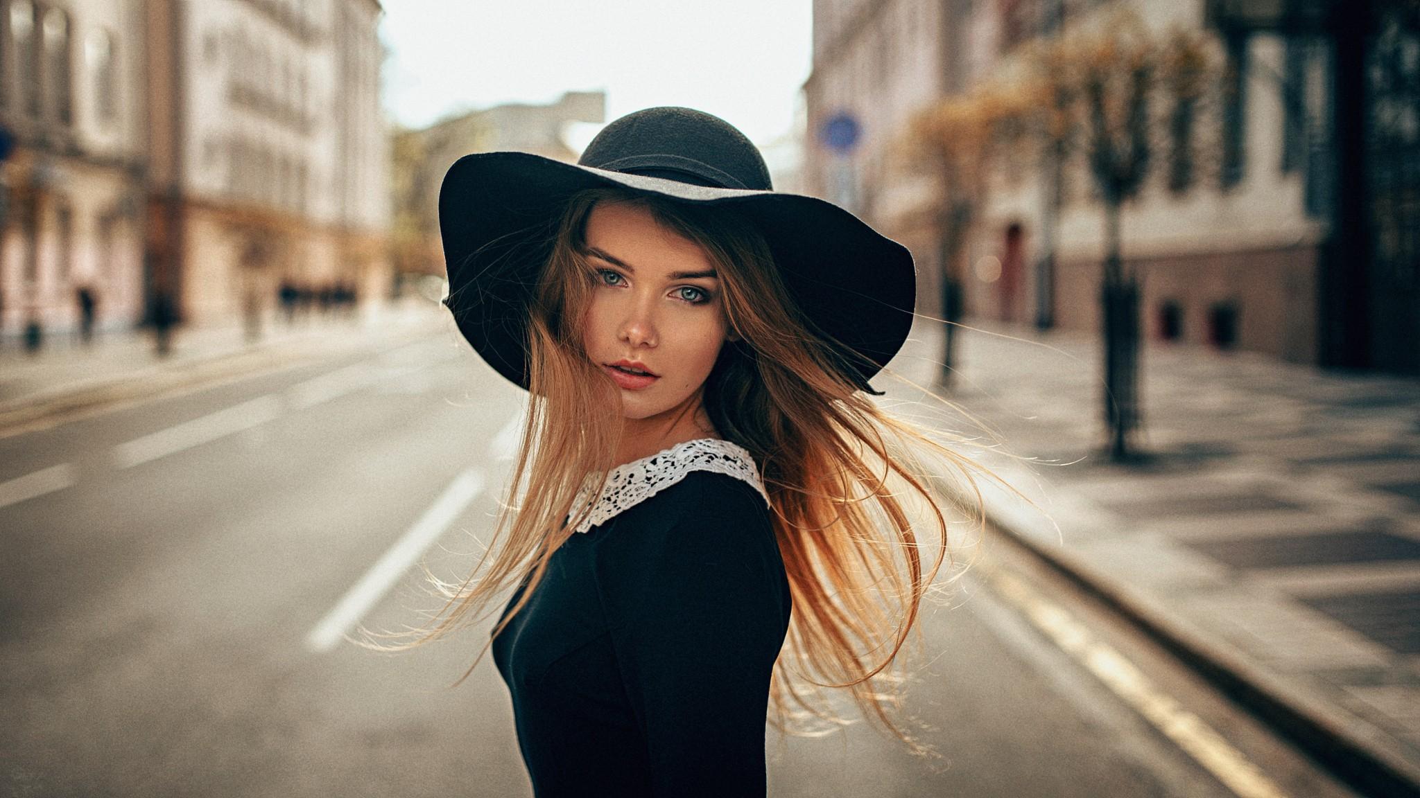 Стильные картинки девушка