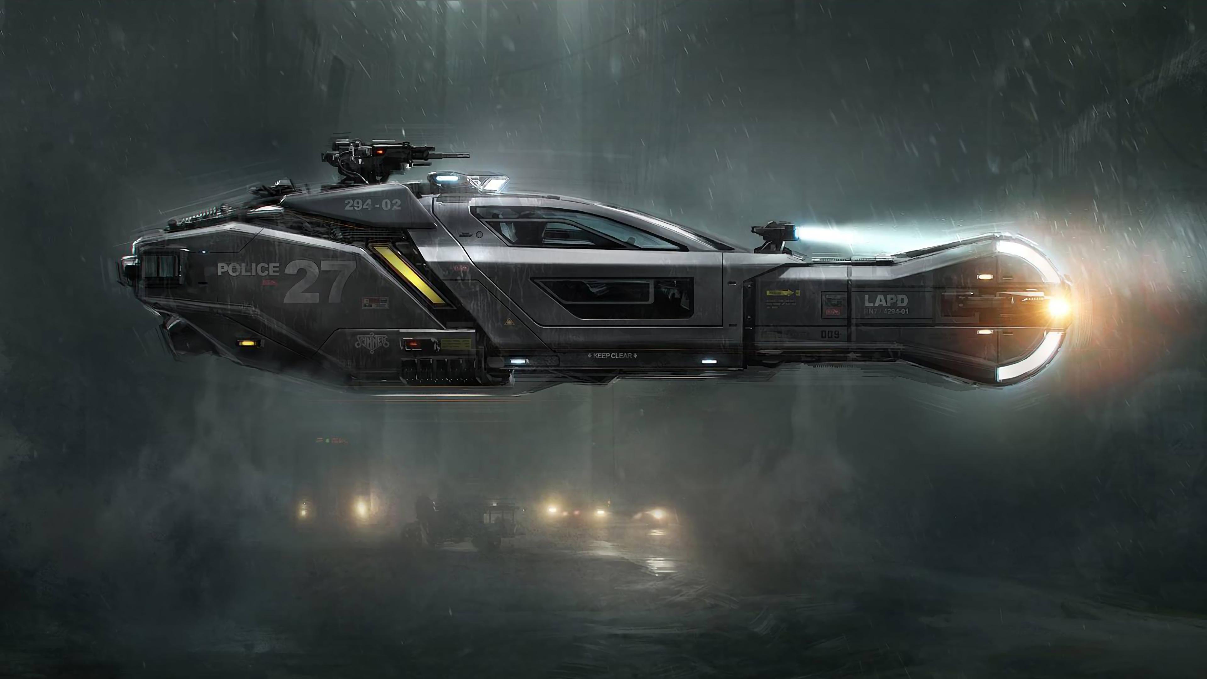 27+ Cyberpunk Blade Runner Wallpaper 4K PNG