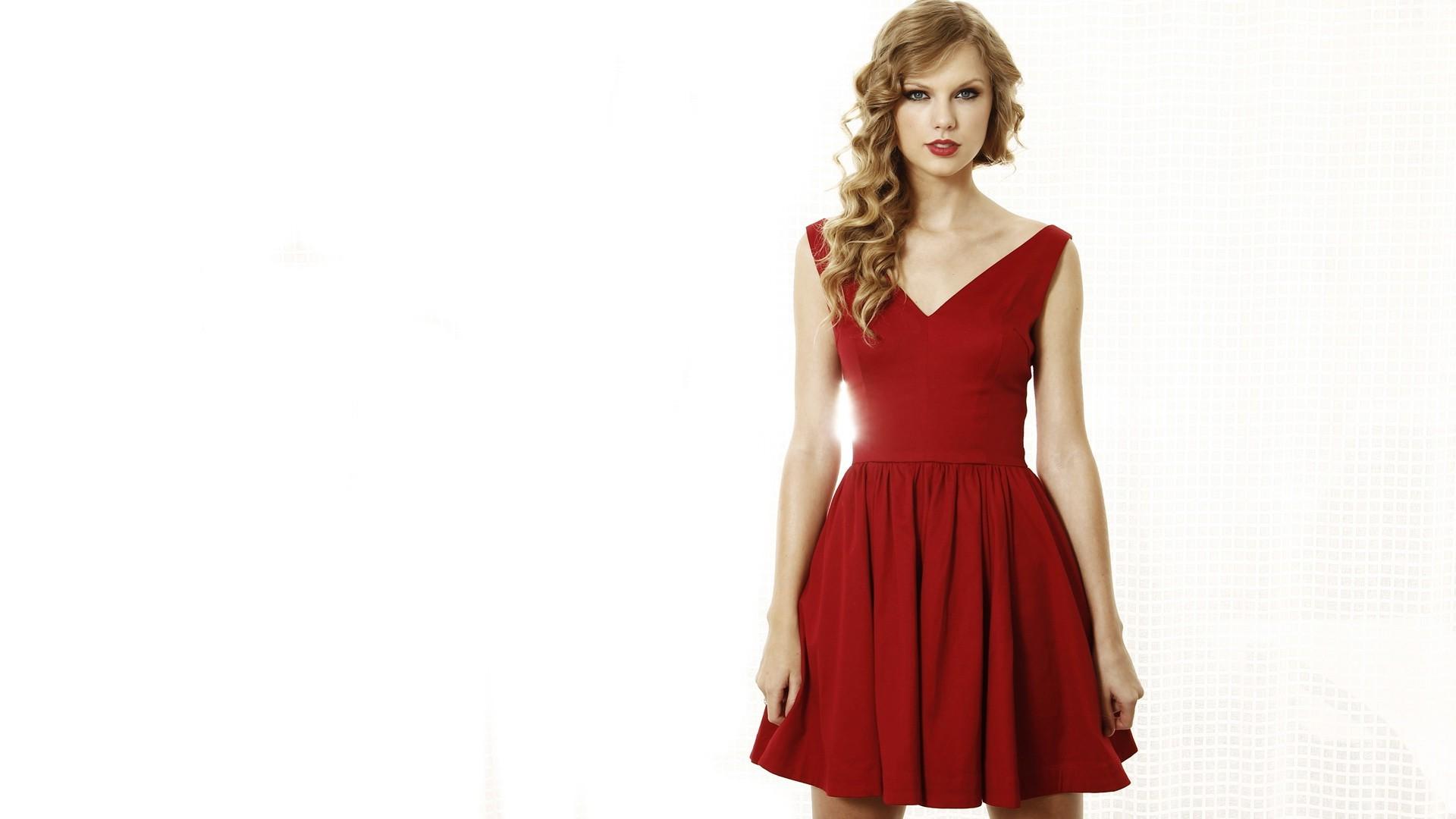 Hintergrundbilder : blond, rot, Berühmtheit, Sänger, Kleid, Muster ...