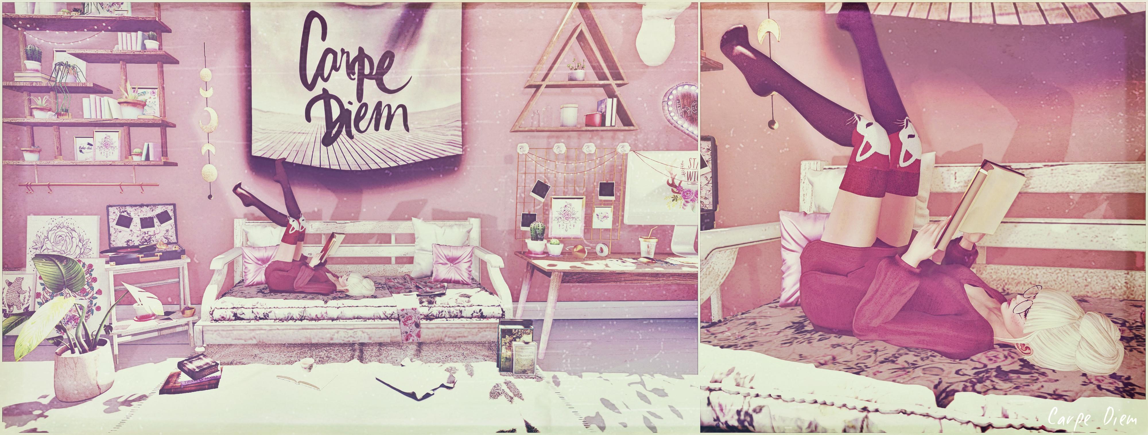 Fond d\'écran : blond, chambre, rouge, marron, la vie, rose ...