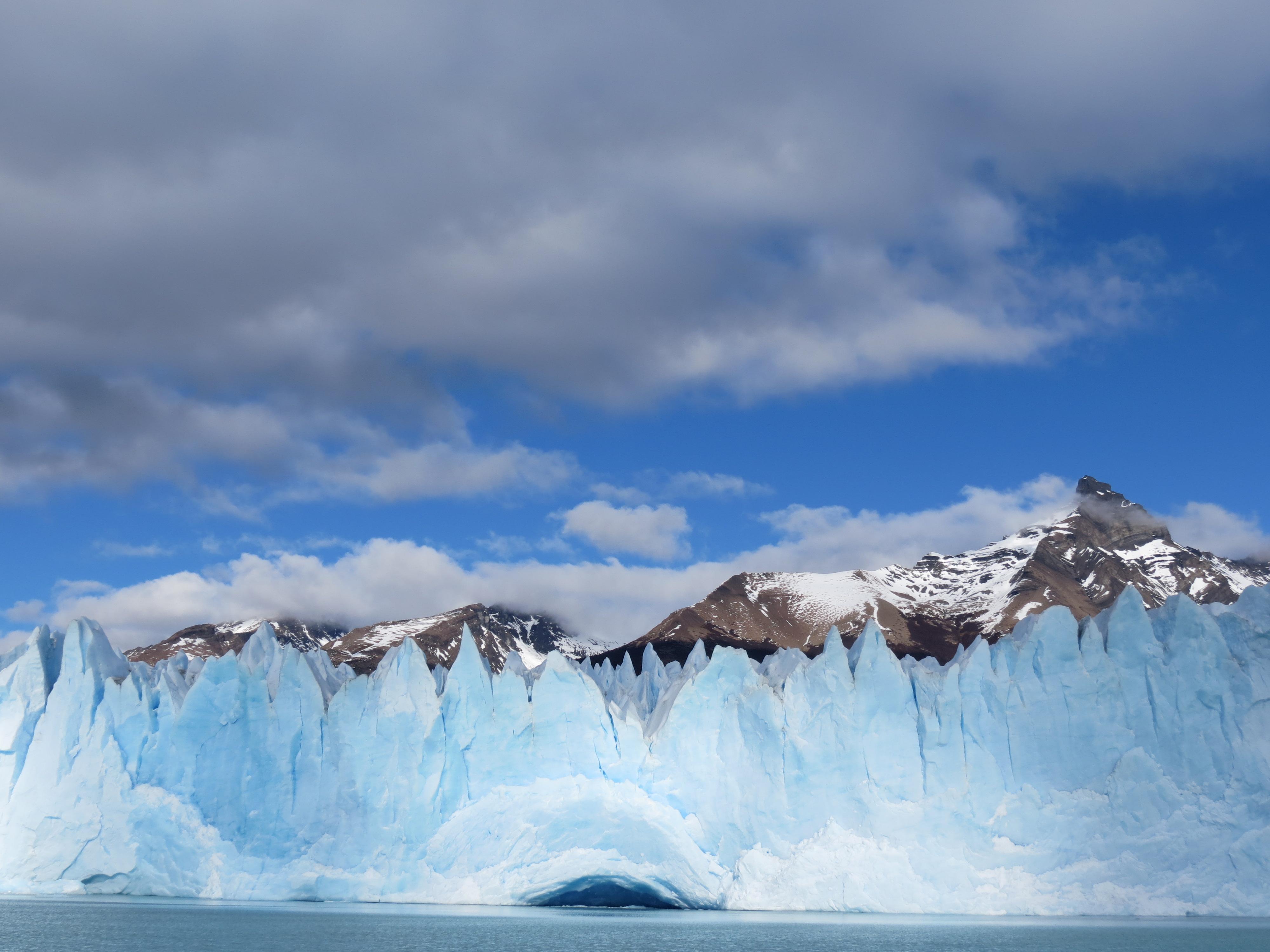 Montañas Nevadas En La Patagonia: Fondos De Pantalla : Azul, Patagonia, Blanco, Lago, Nieve