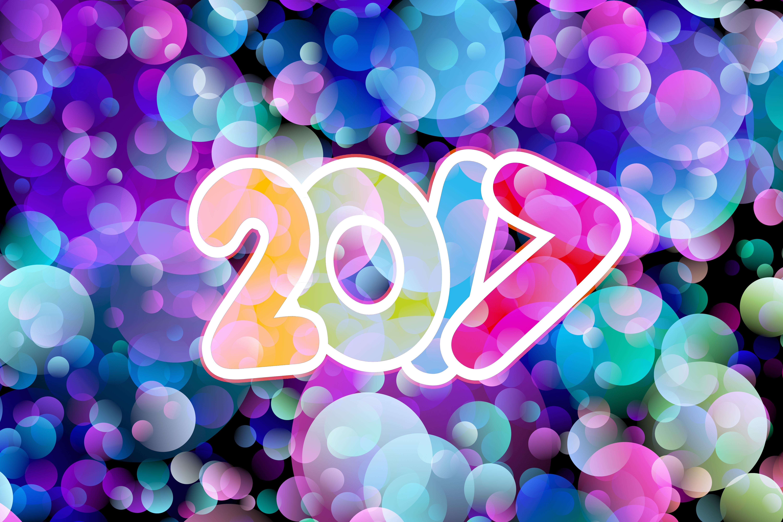 Wallpaper : blue, circle, balloon, Toy, New Year, glare