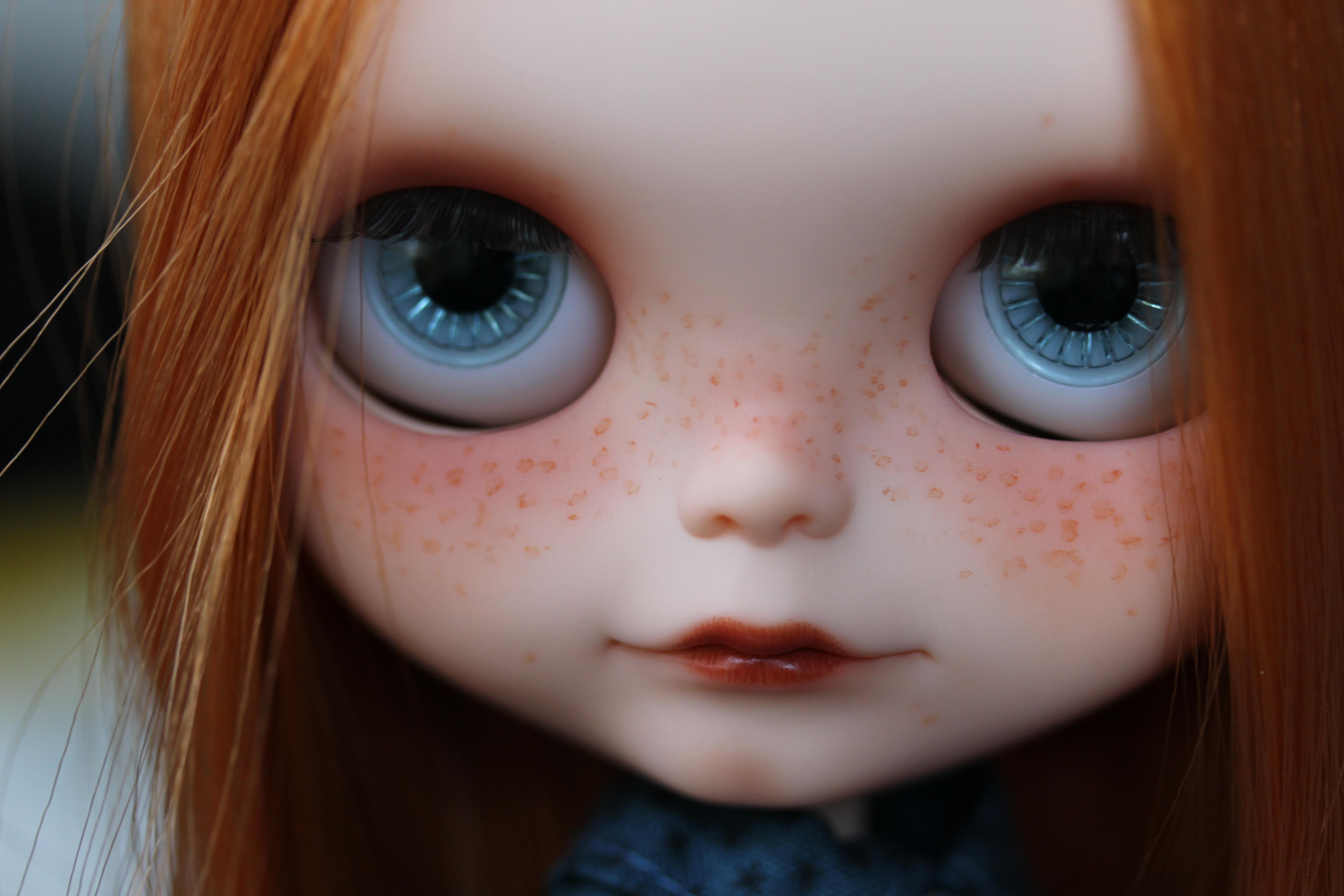 это картинки только глаза кукол стрижка