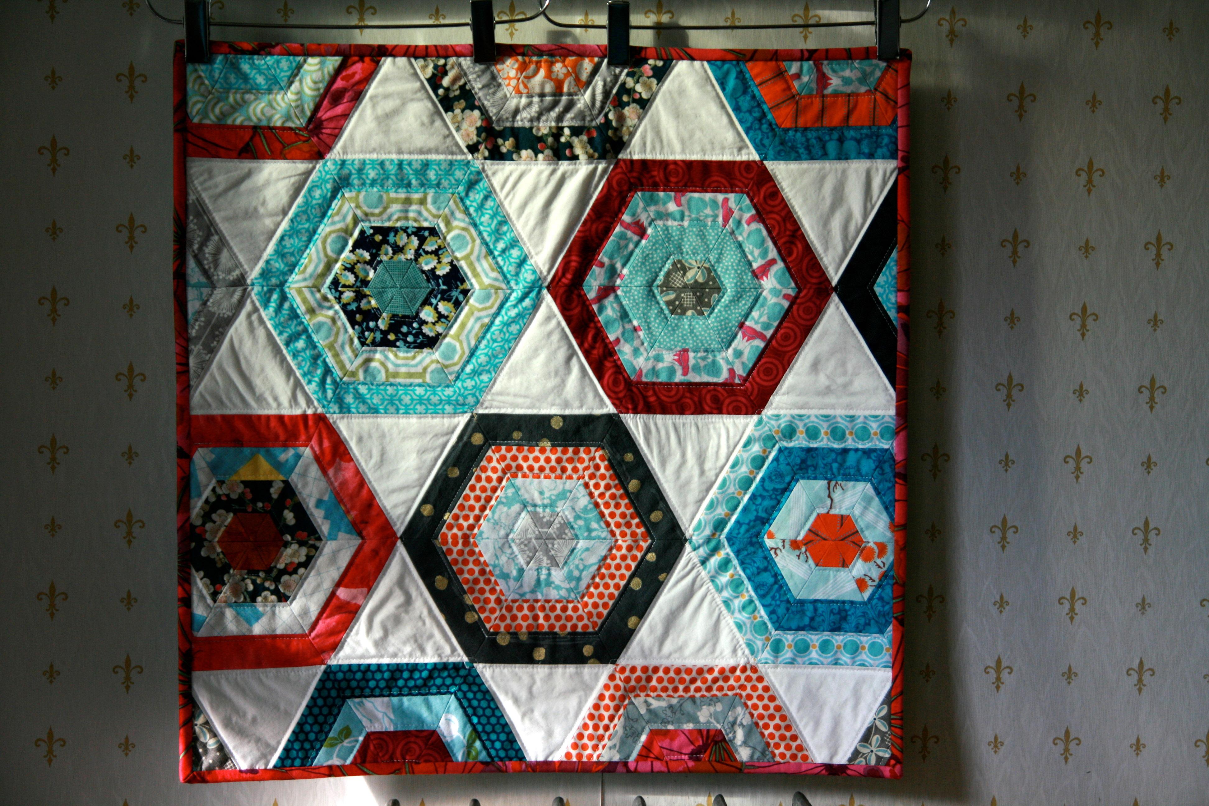 Hintergrundbilder : blau, Hexagon, Dreieck, Muster, Kunst, KUNST ...