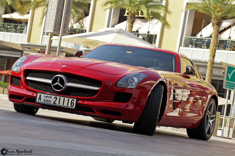 Blue Red Black Color Cars Sports Car Sport Mall Photography Mercedes Hotel  Dubai Walk Unique Sony