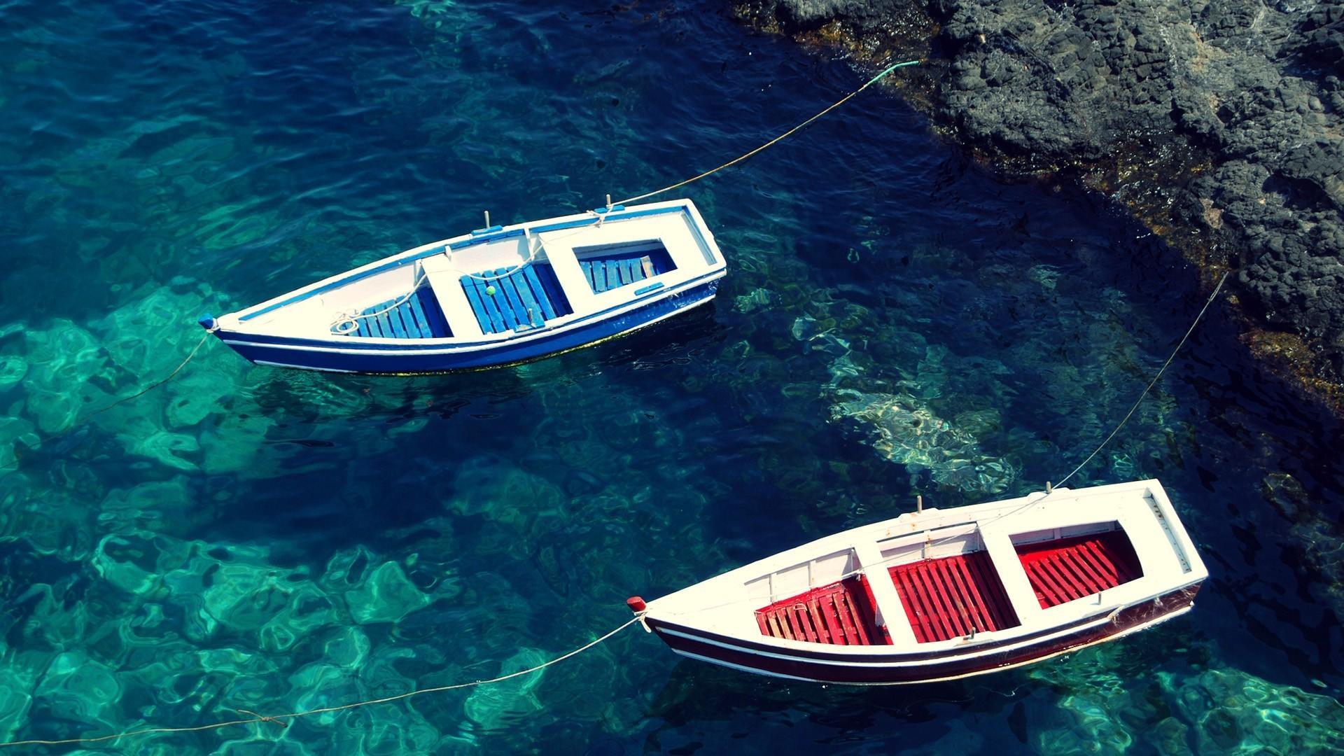 получившуюся картинки на рабочий стол лодка на воде сейчас тебя