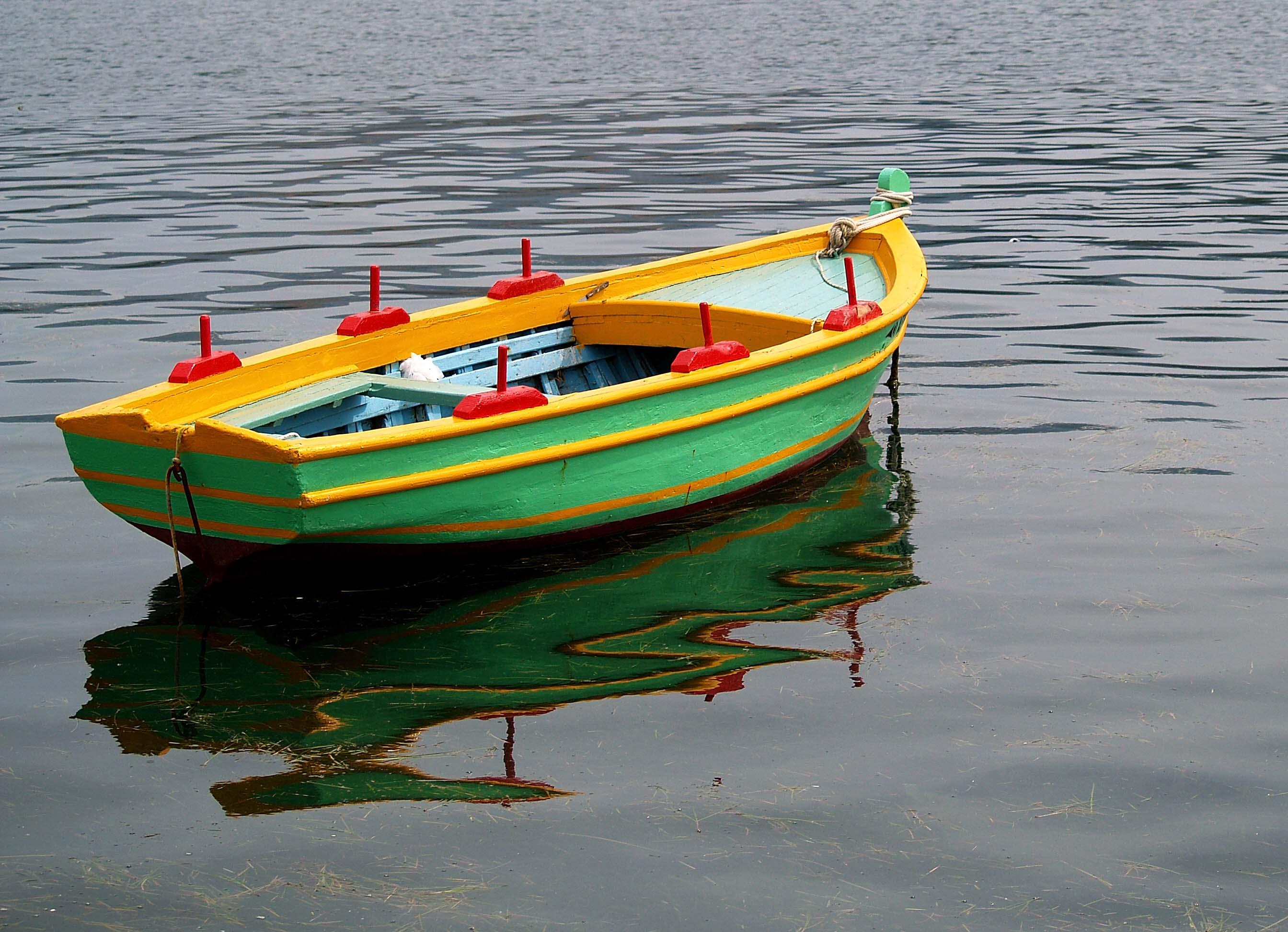 Wallpaper : boat, reflection, superhero, Greece, eye, skiff