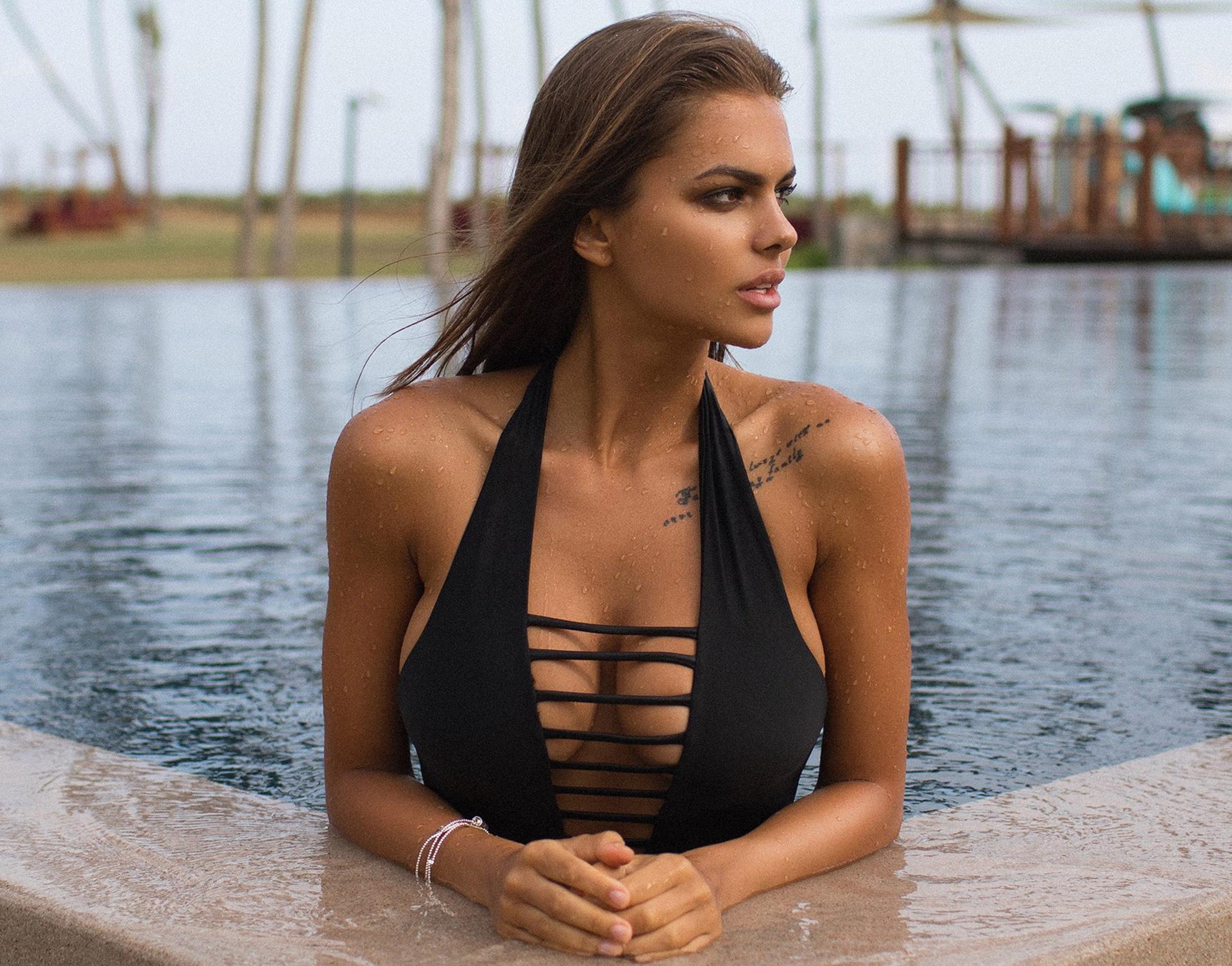 Boobs viki odintcova Viktoria Odintsova