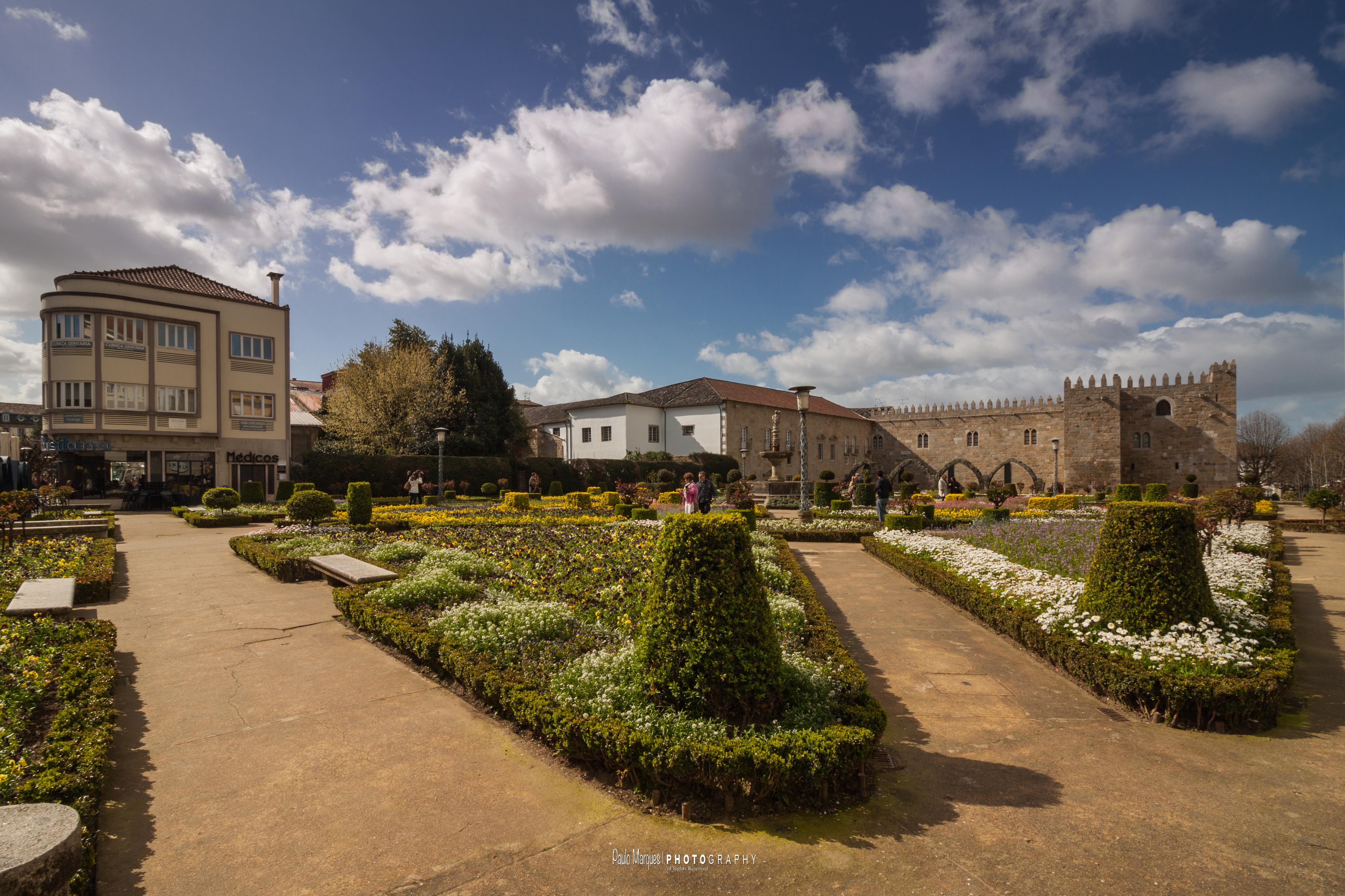 Wallpaper : braga, Portugal, cidade, city, home, jardim