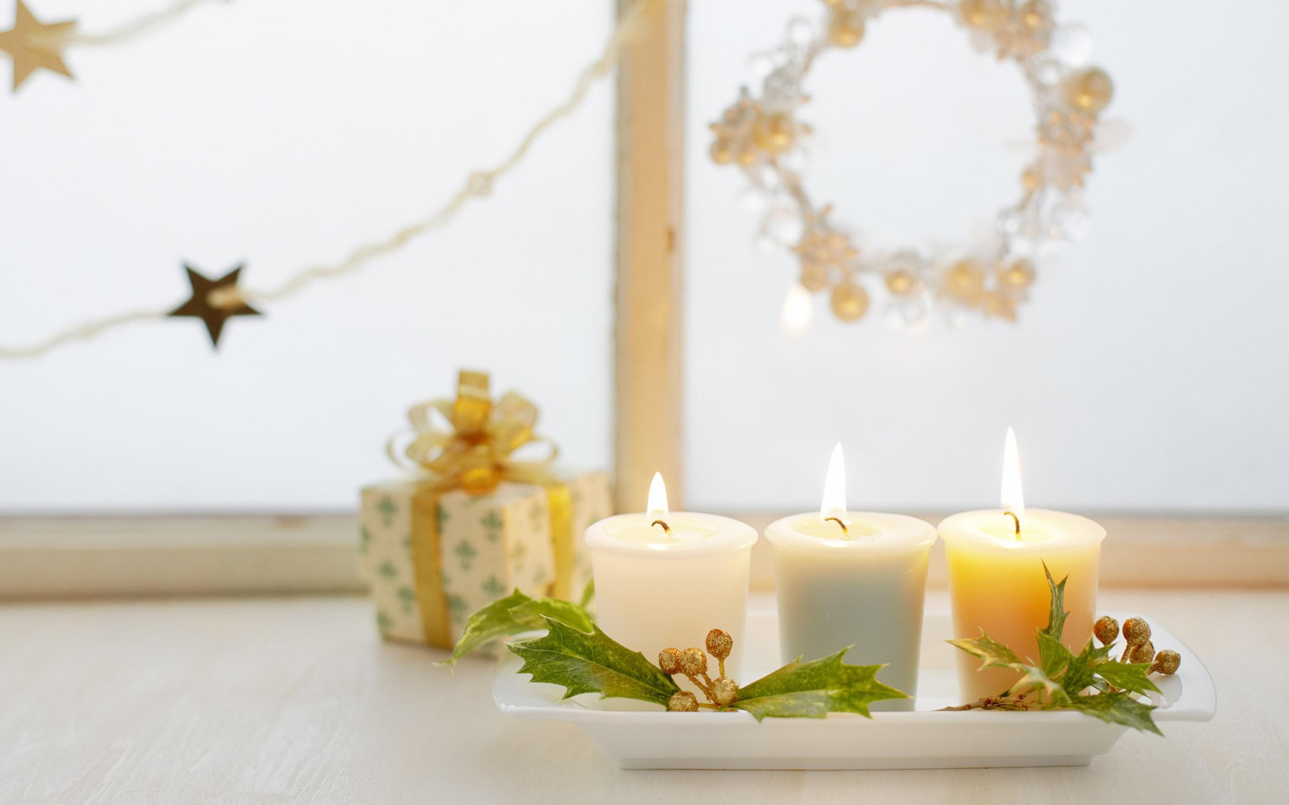 Оформление свечей к новому гоГризли своими руками 25