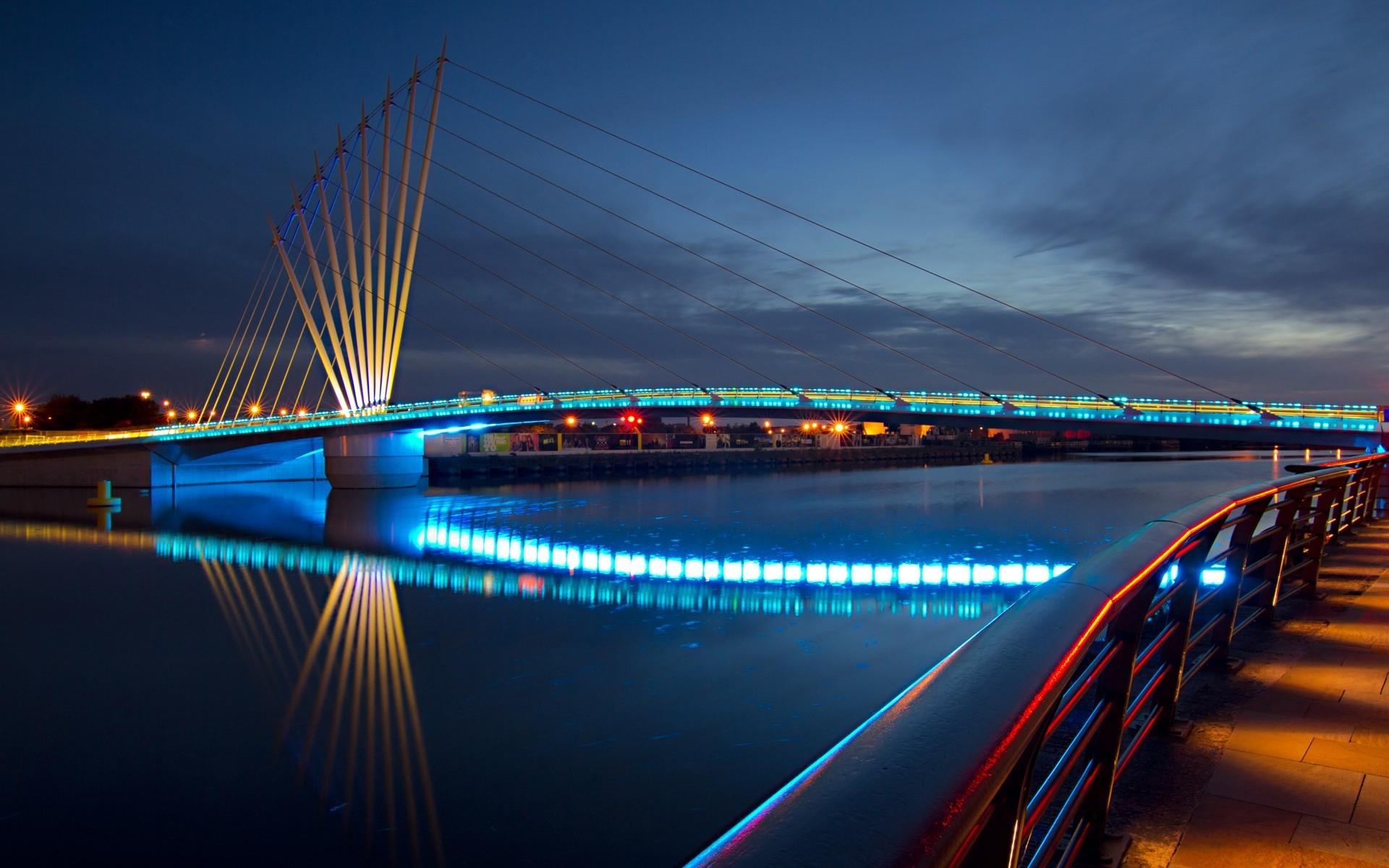 ногти, мост картинки в близи города все советы