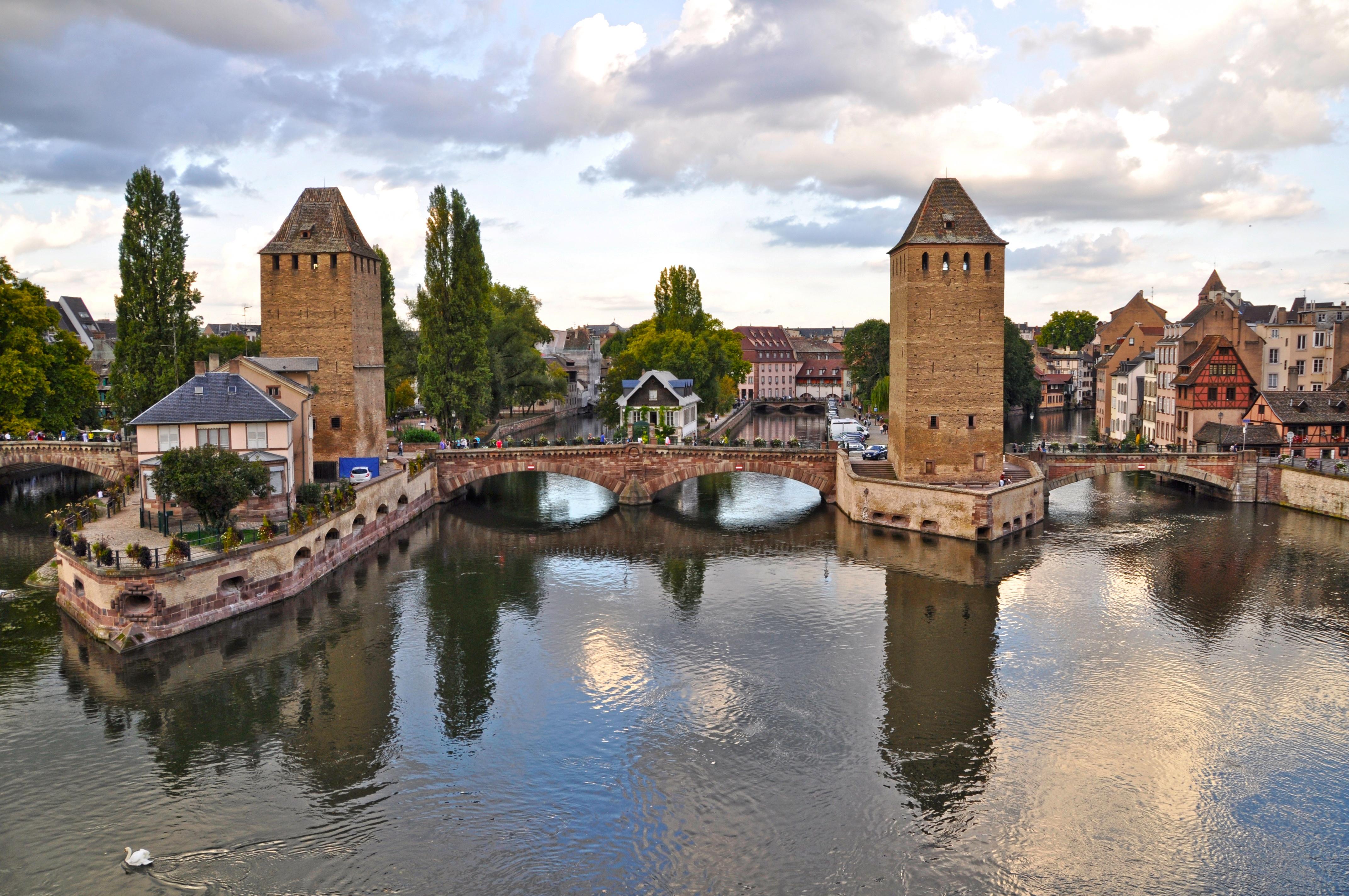 франция страсбург показать город и фото поздравления