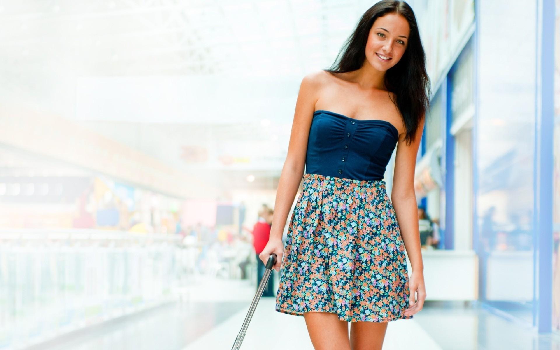 Картинки платье на девушке