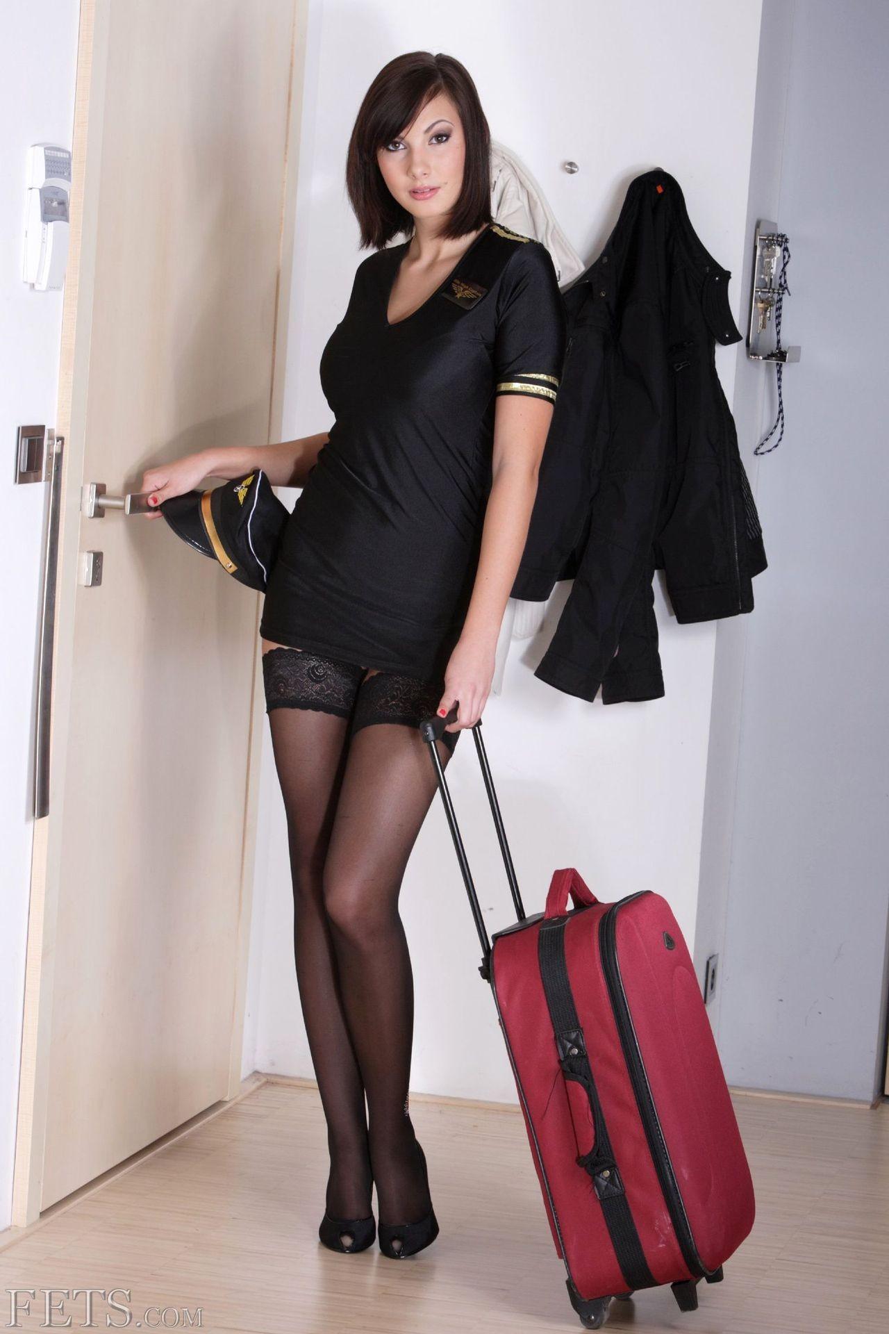 Wallpaper  Brunette, Legs, Hat, High Heels, Stockings, Black Hair, Feet, Fashion -9102