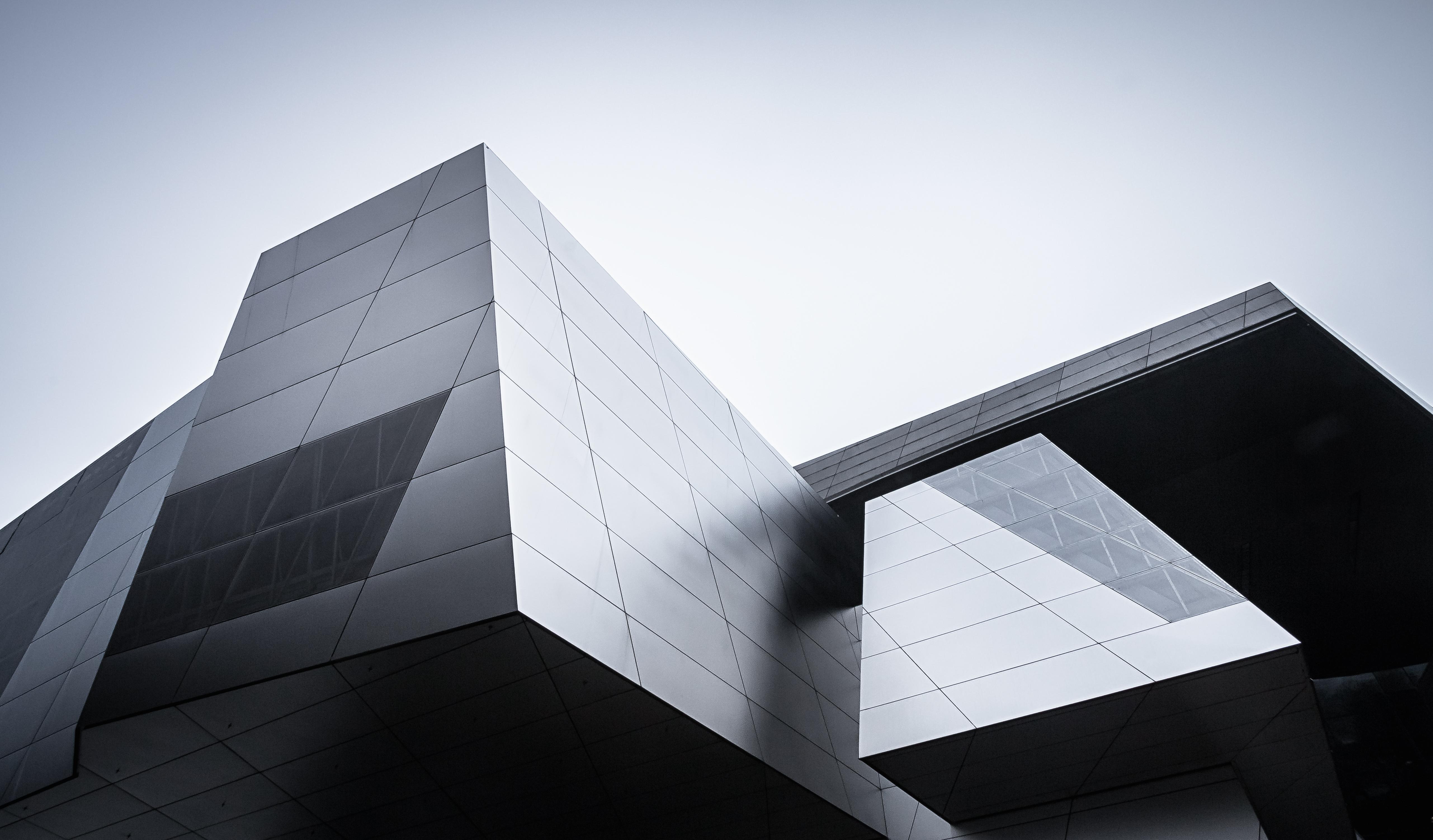 fond d 39 cran architecture ciel structure lumi re du jour ligne si ge social fa ade. Black Bedroom Furniture Sets. Home Design Ideas