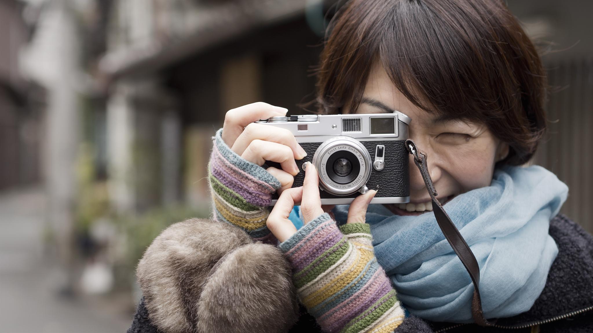 Hintergrundbilder kamera leica frau klassisch mädchen japan