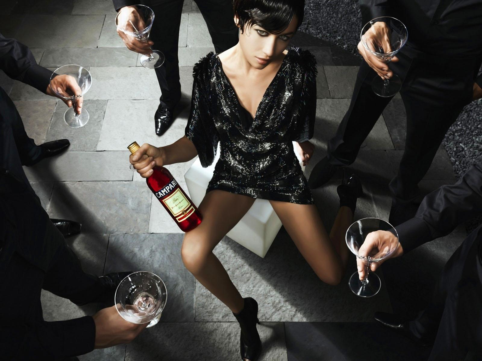 Танцы алкоголь картинки