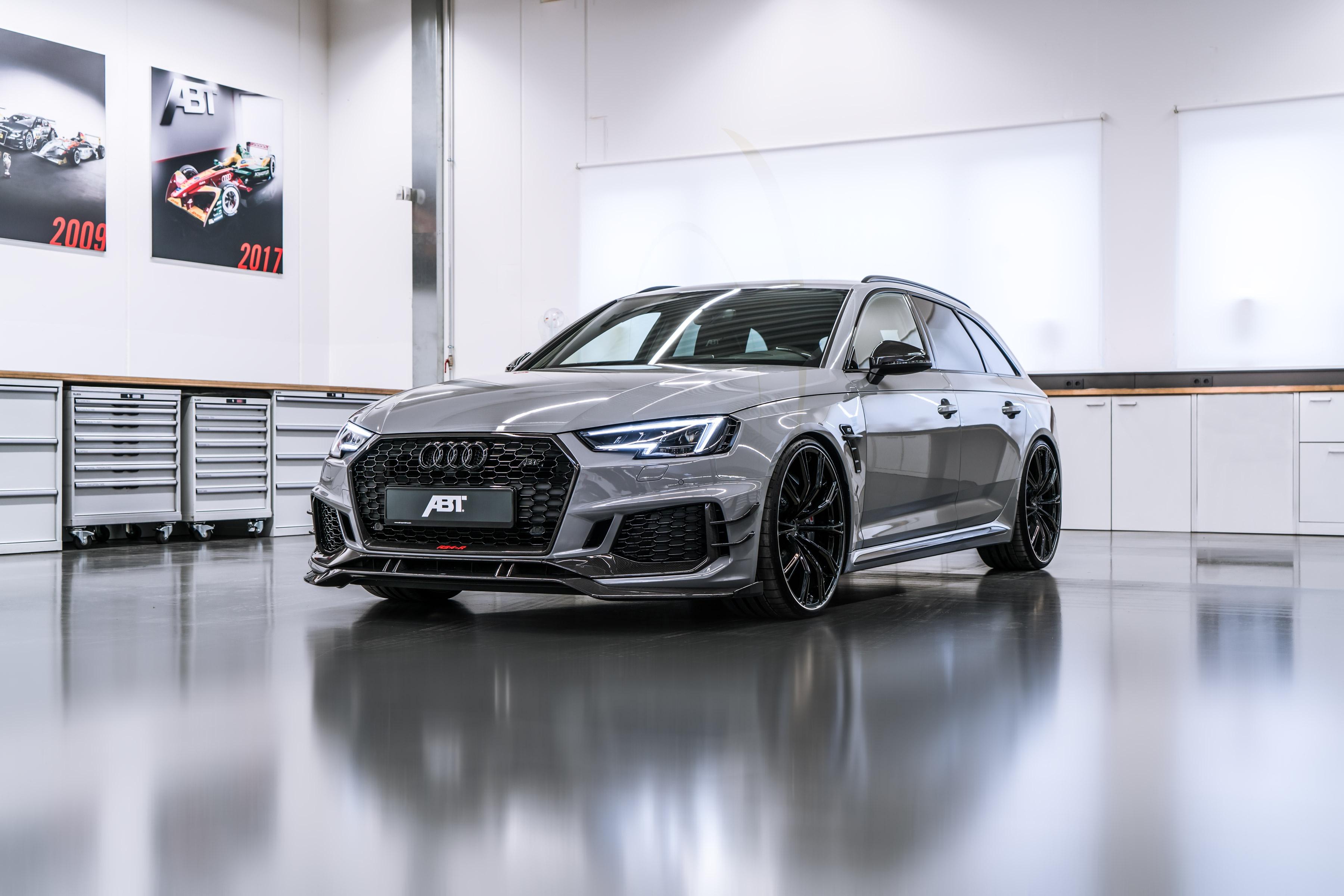 Wallpaper Car Abt Audi Rs4 Reflection 3600x2401 Obseek