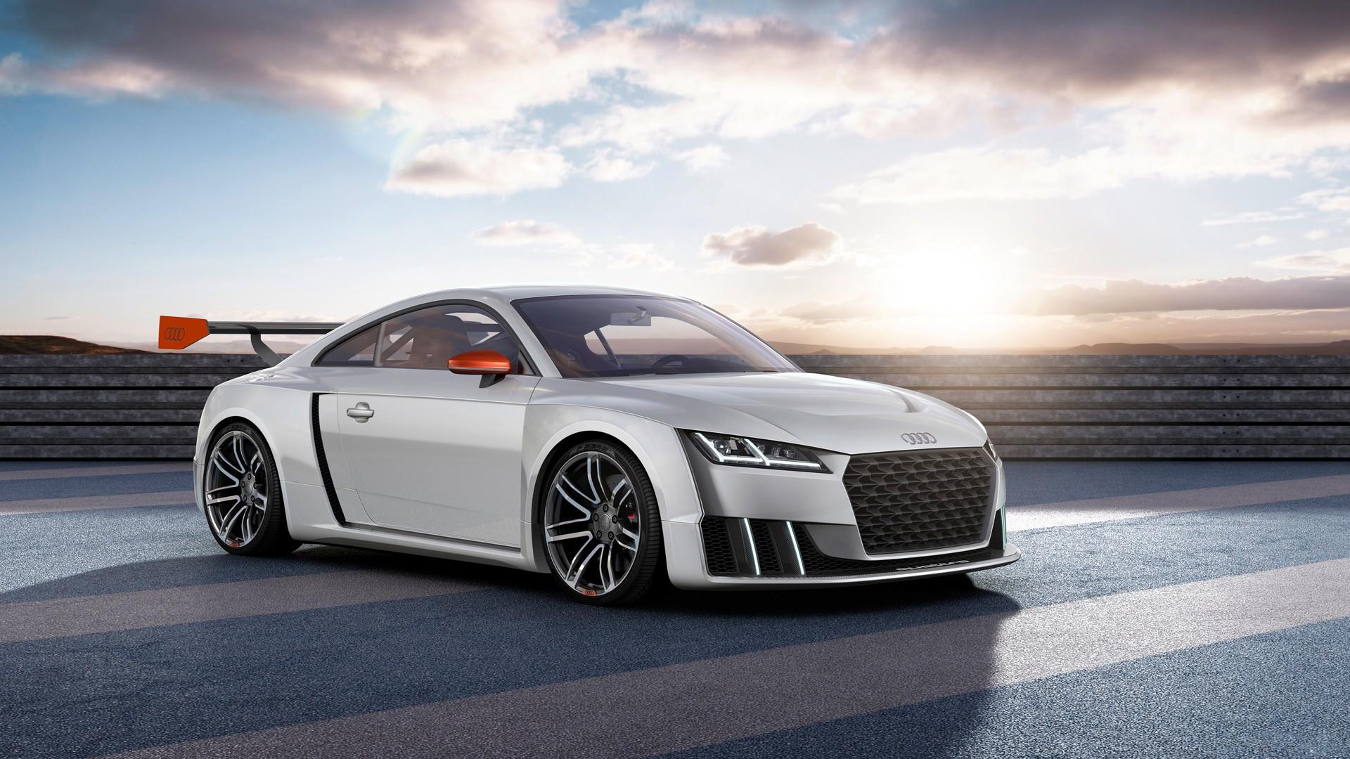 Car Concept Cars Vehicle Audi Sports Car Audi R8 Coupe Audi TT Wheel  Supercar Land Vehicle