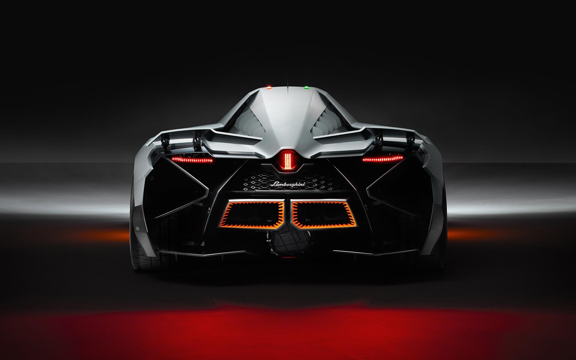 Wallpaper Concept Cars Lamborghini Aventador Sports Car