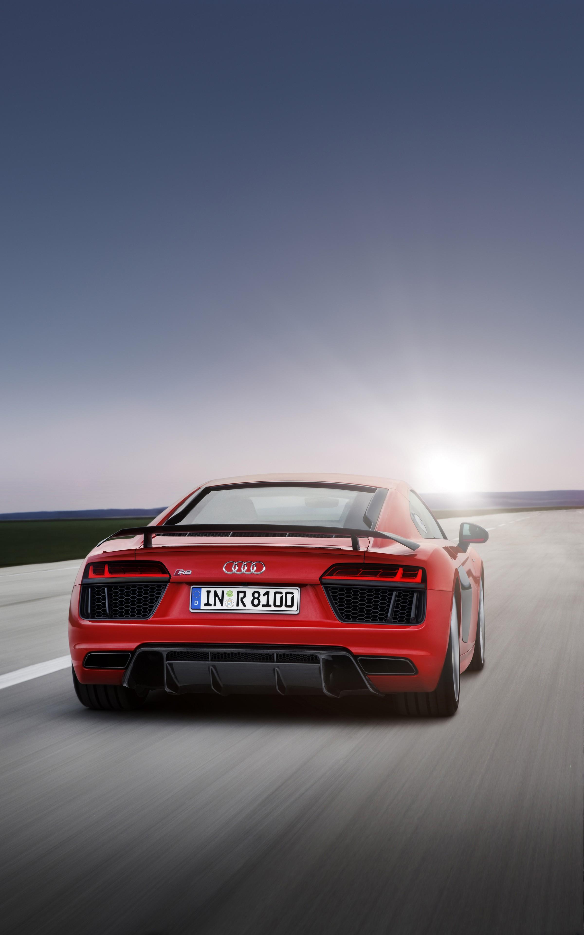 Wallpaper Portrait Display Lamborghini Aventador Red Cars Super