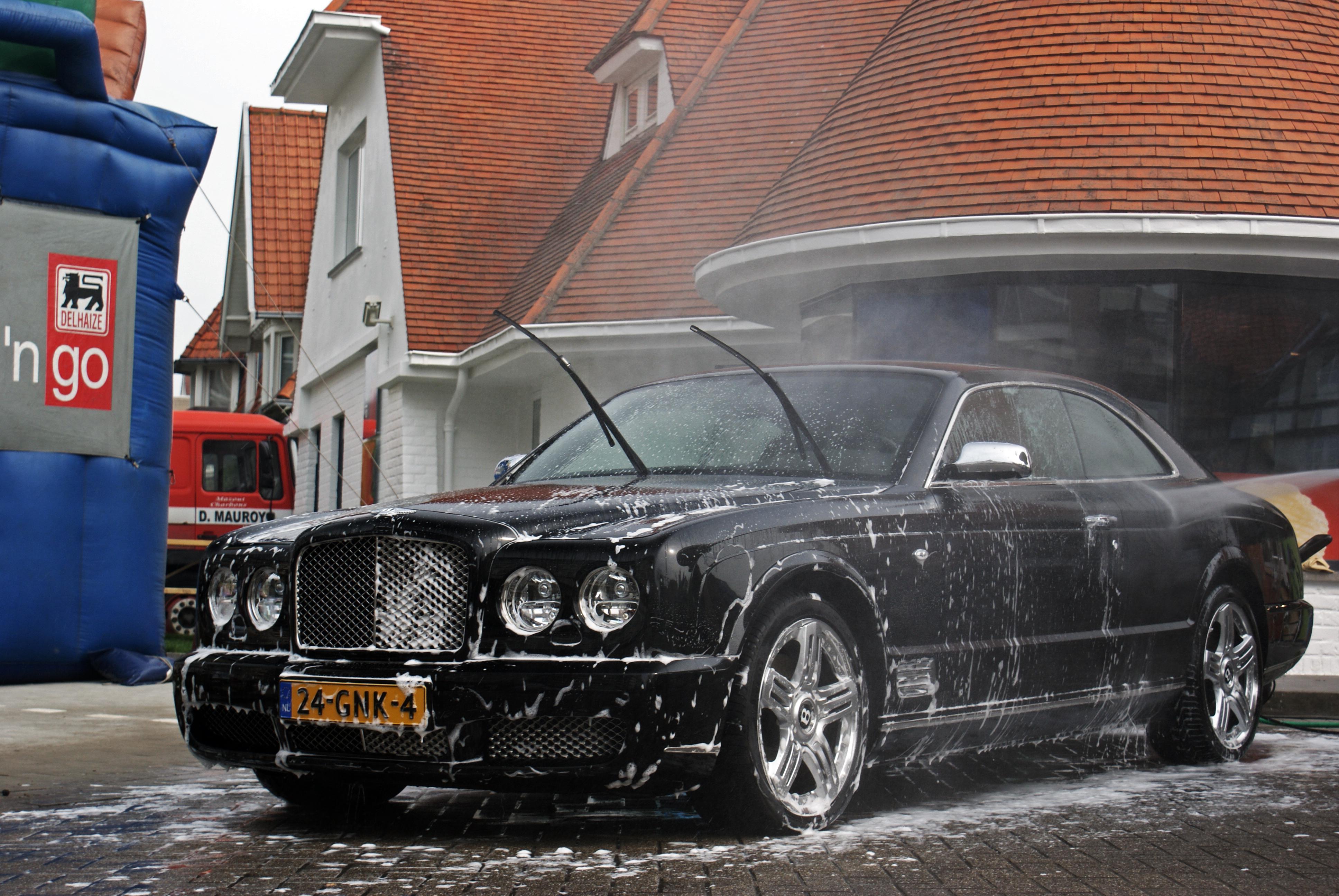 Wallpaper Car Race Carwash Knokke Rare Exclusive V8 Bentley
