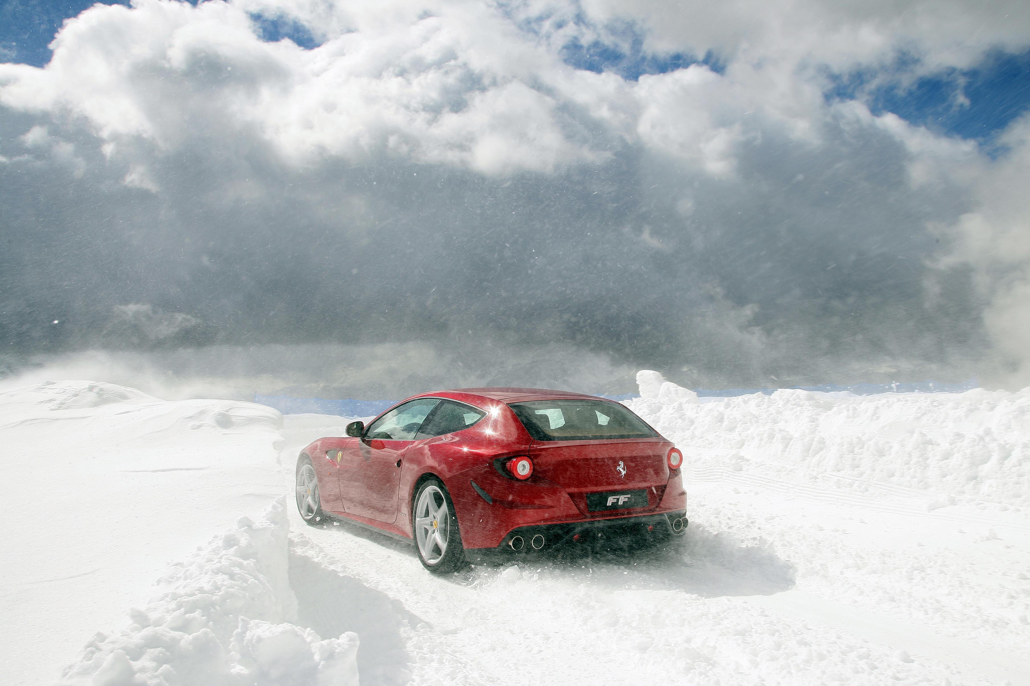 машины под снегом картинки