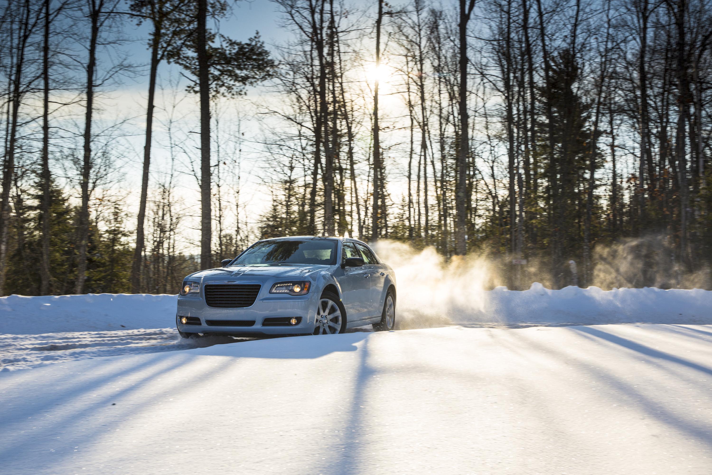 Картинка зима автомобиль