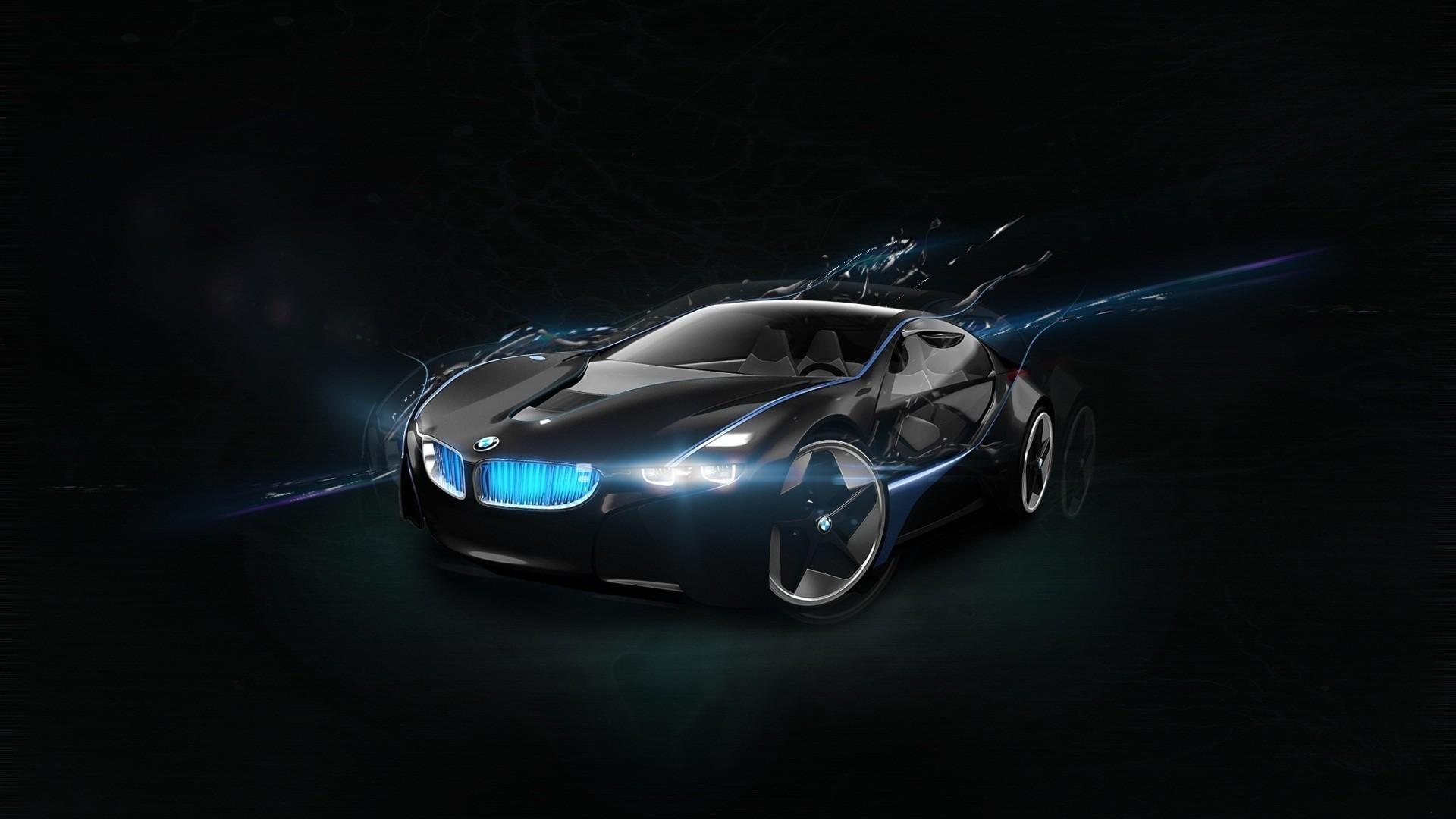 Wallpaper Sports Car Supercars Cgi Bmw Vision Concept Cars