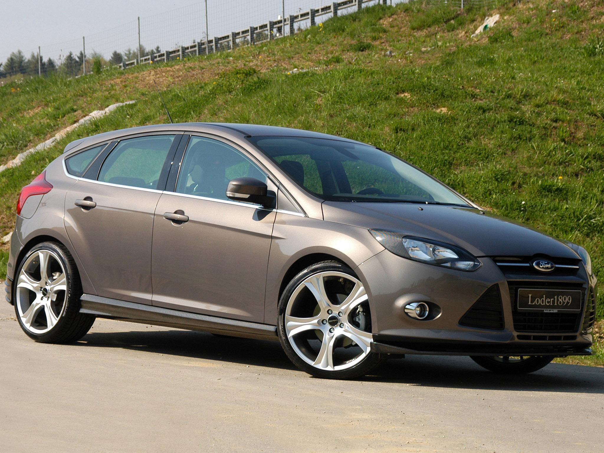 Ford focus for Automotive exterior design jobs