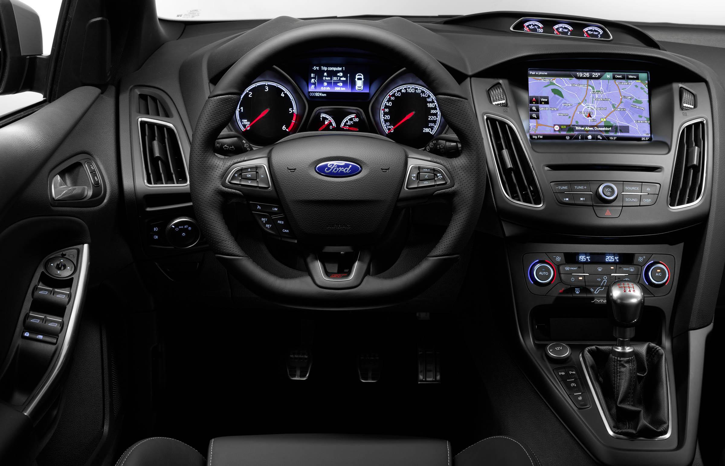 Wallpaper Ford 2015 Ford Focus Coupe Sedan Focus St