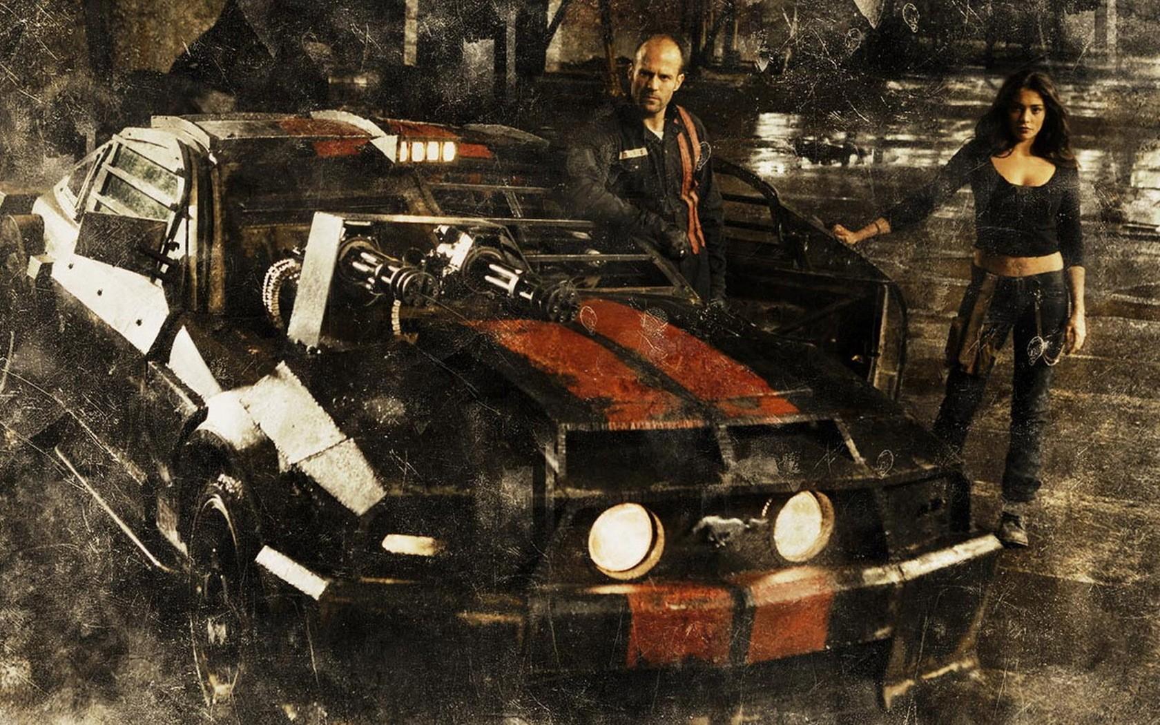форд мустанг смертельная гонка #10